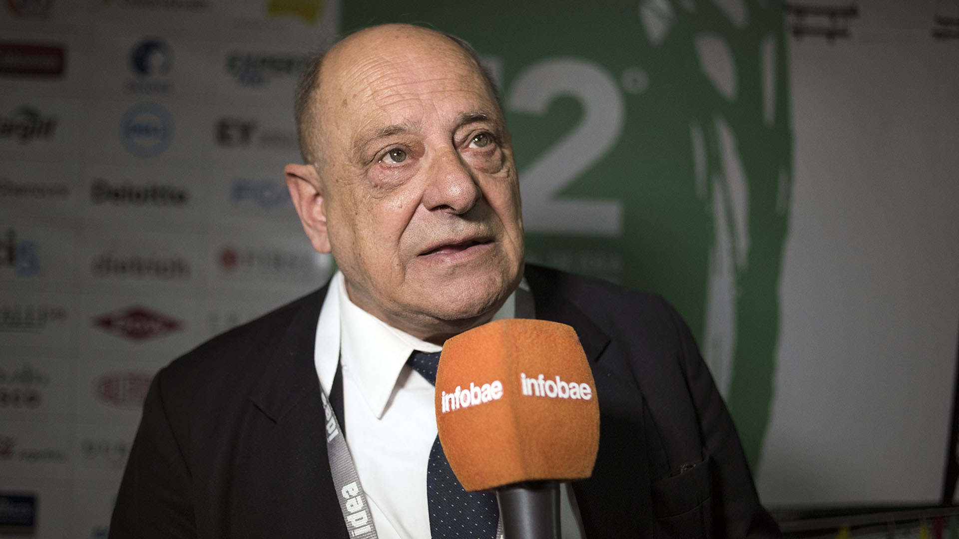 El intendente marplatense Carlos Fernando Arroyo