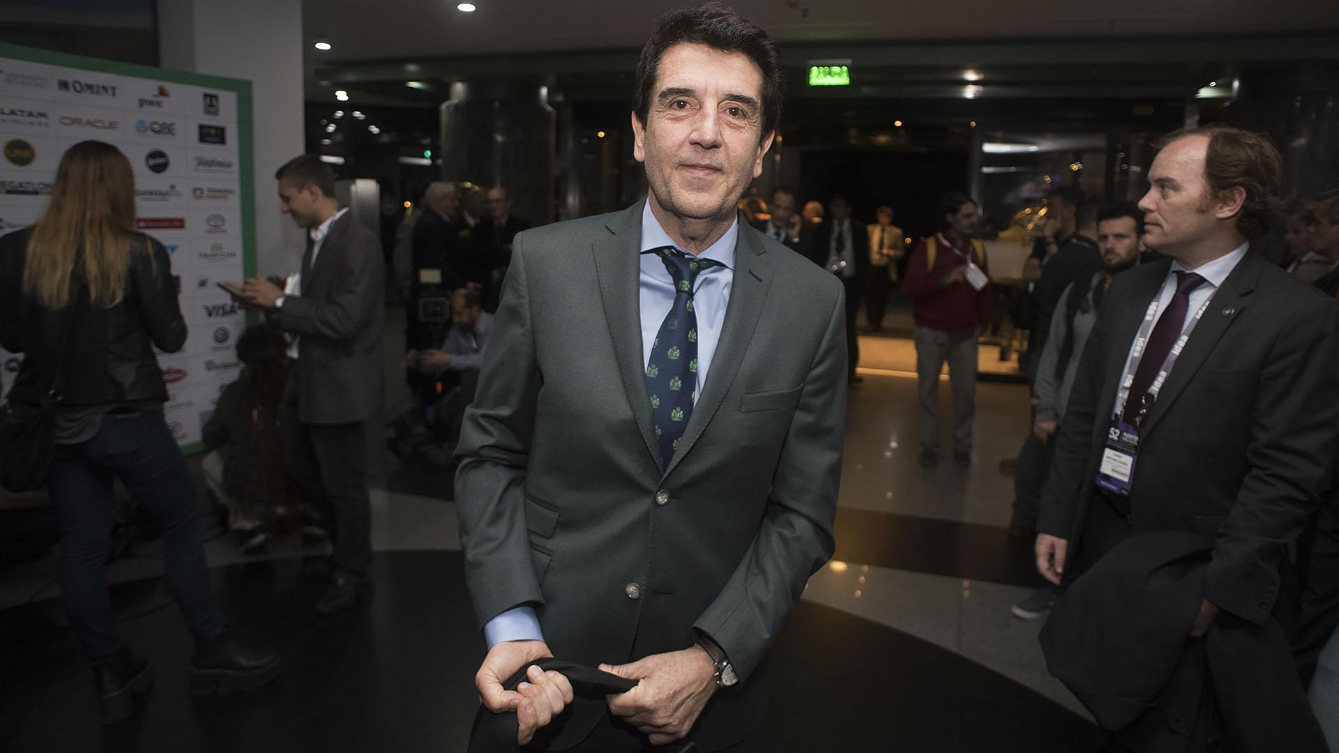 El presidente del Banco Nación, Carlos Melconian