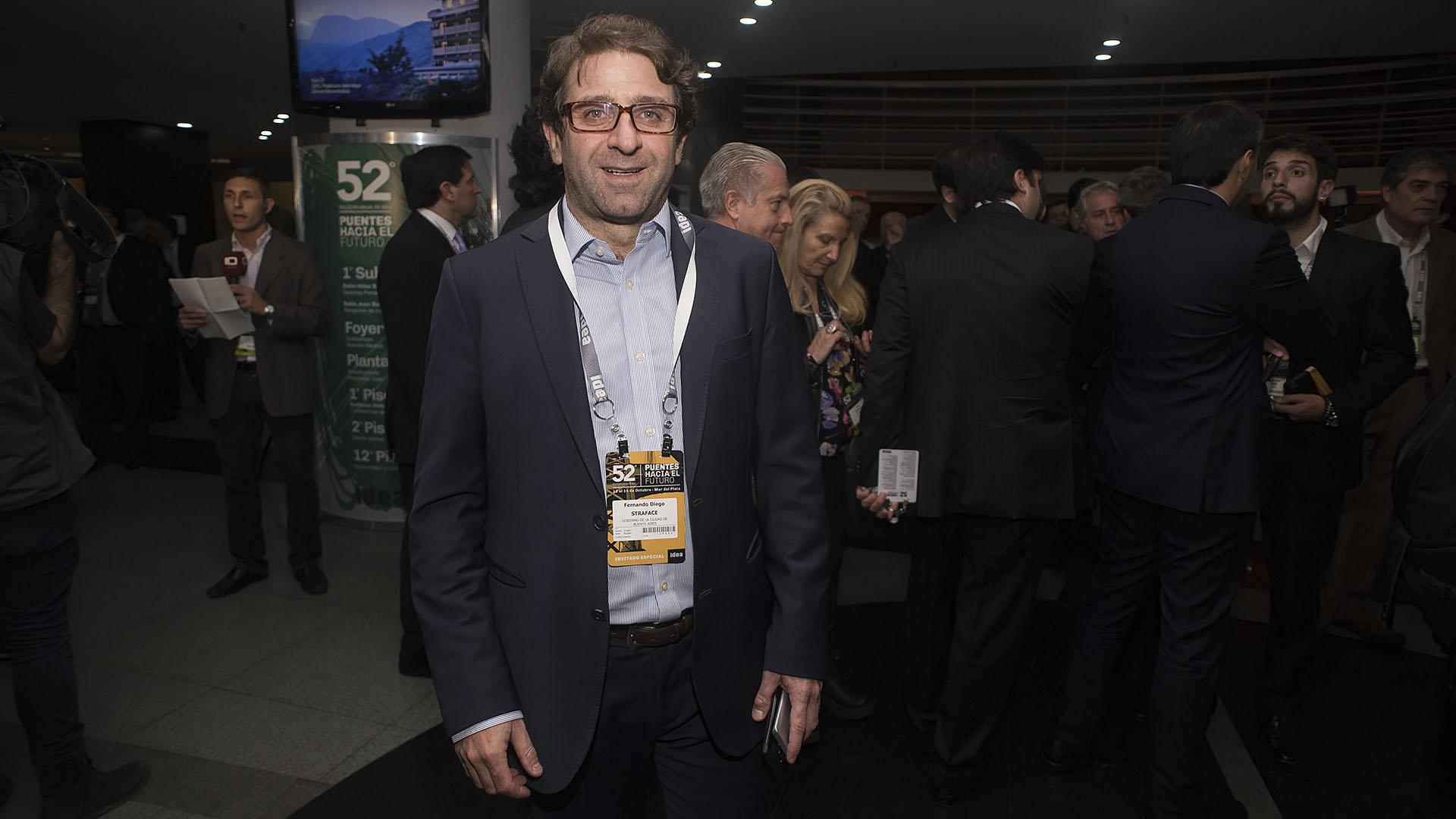 Fernando Straface, Secretario General de Gobierno la Ciudad