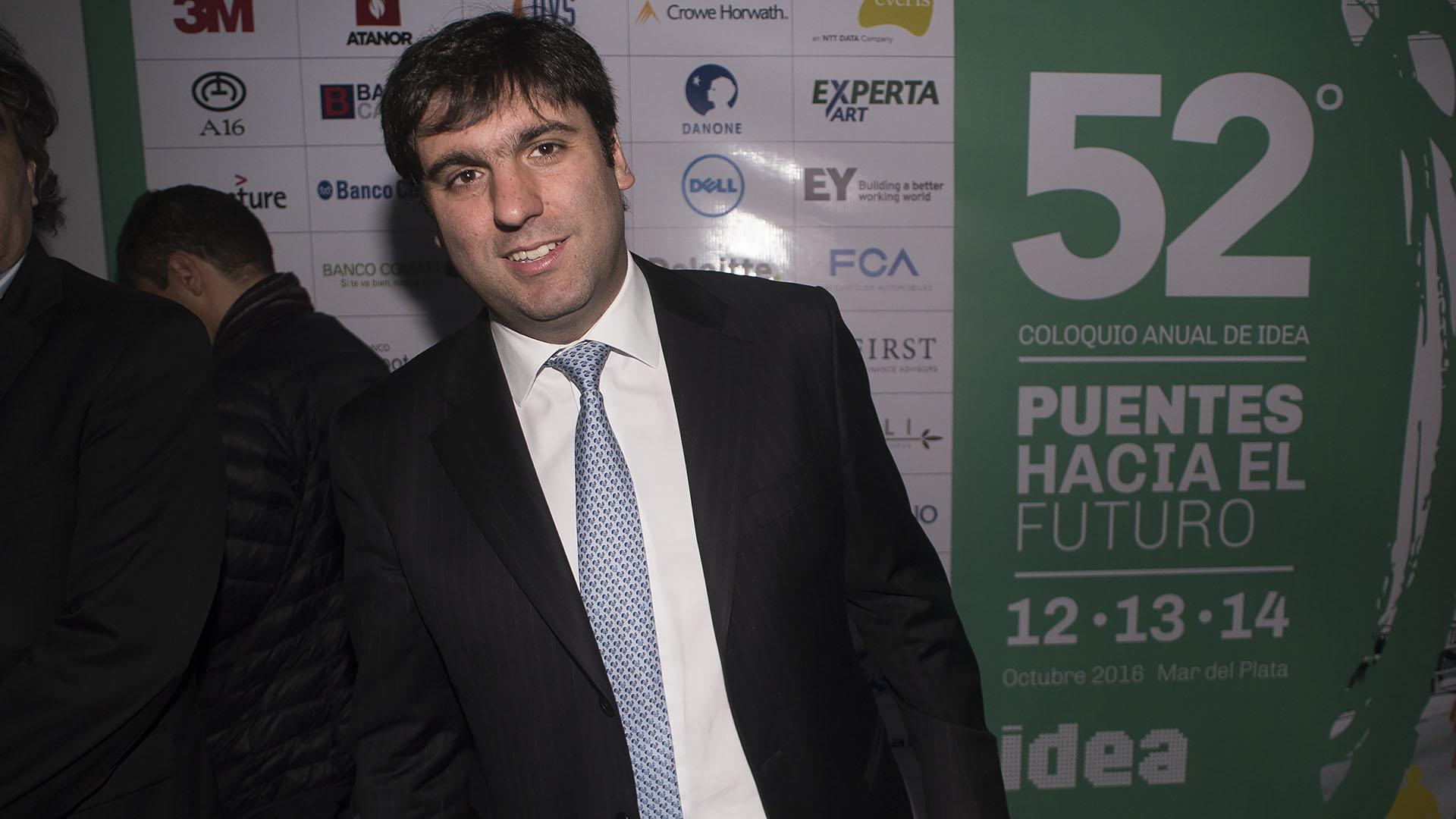 El diputado nacional del Bloque Justicialista Diego Bossio