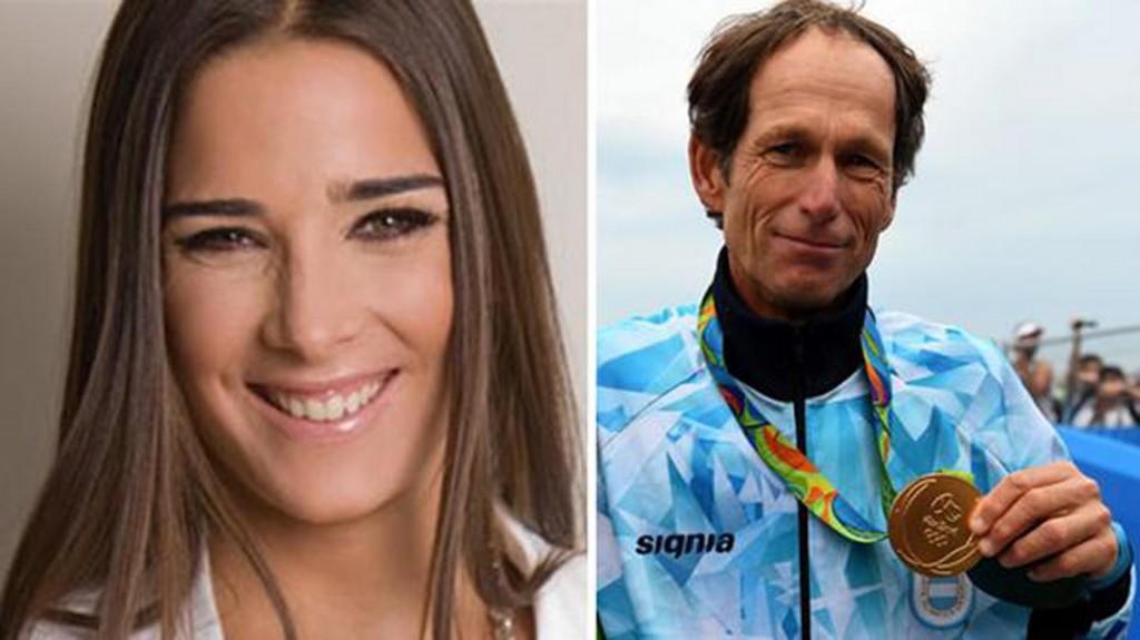 Juana Viale estaría de novia con el medallista olímpico Santiago Lange