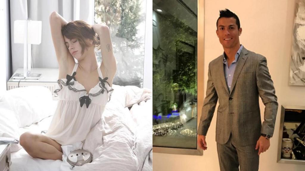 Cristiano Ronaldo, ¿quiere conquistar a Tini Stoessel?
