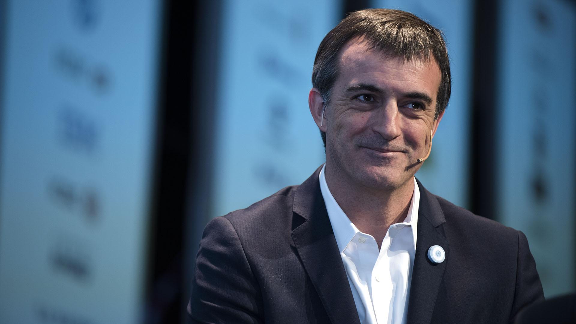 Esteban Bullrich, Ministro de Educación y Deportes de la Nación
