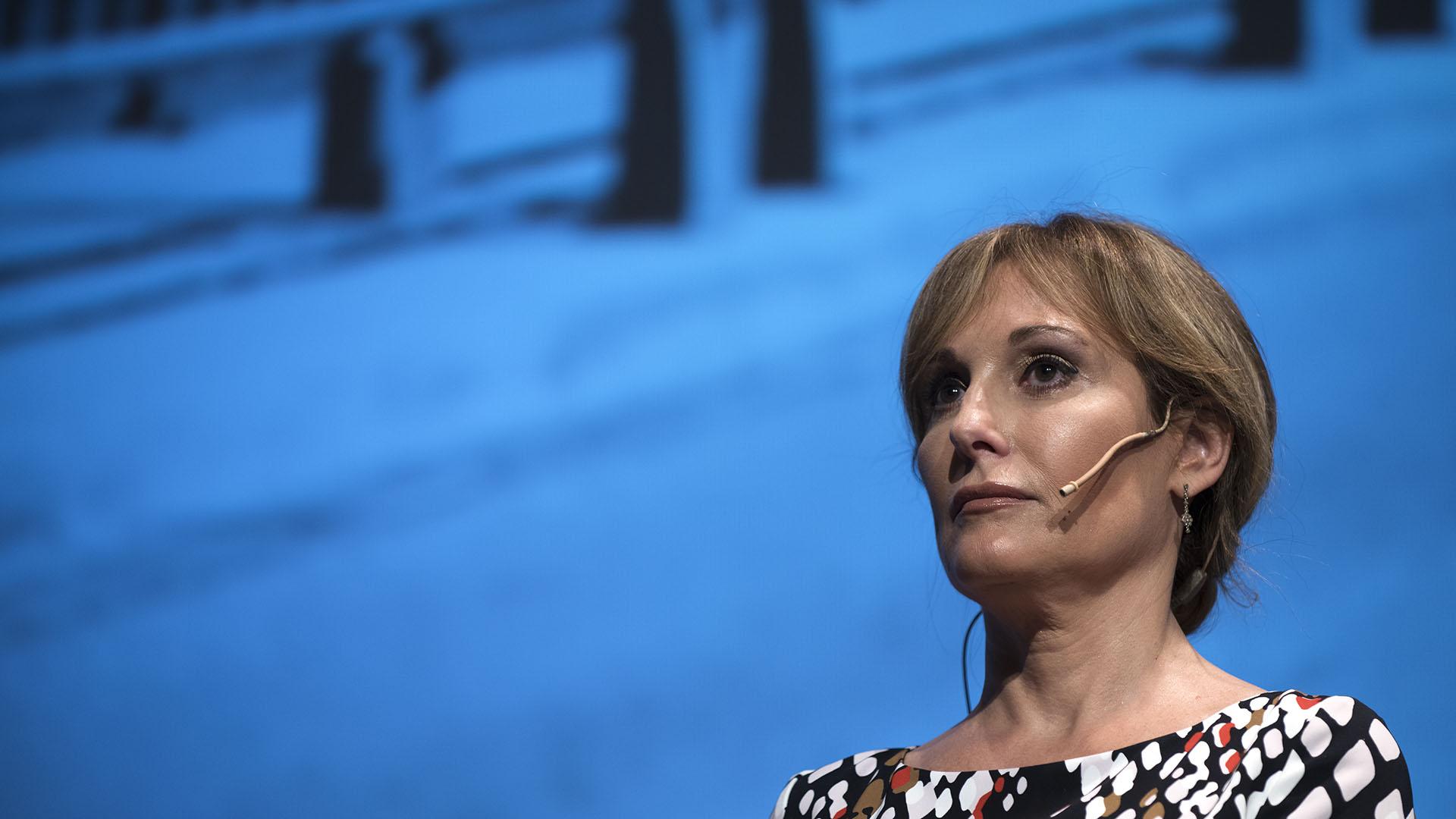 Silvina Gvirtz, Secretaria de Ciencia, Tecnología y Políticas Educativas de la Matanza. Investigadora de Conicet
