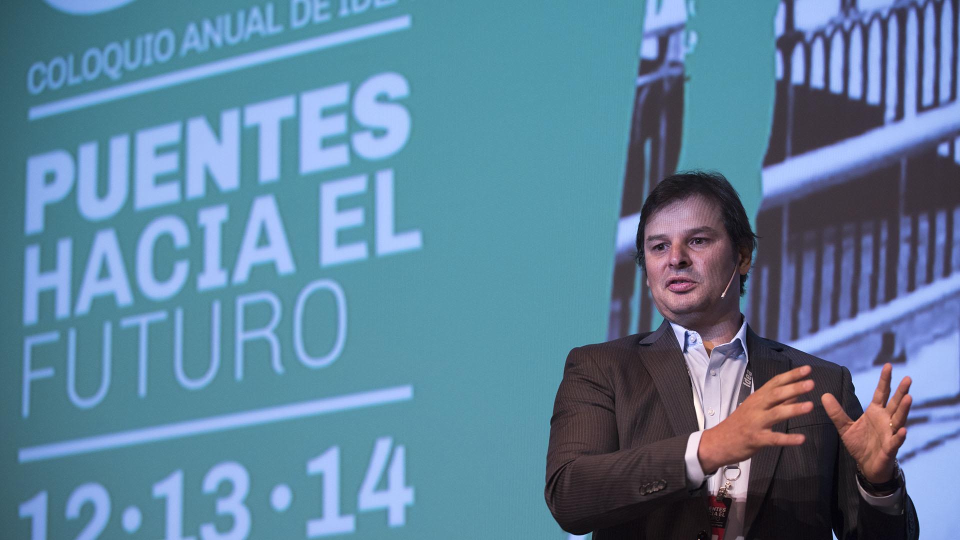 Gastón Remy, Presidente de Dow Argentina y miembro del Comité 52° Coloquio