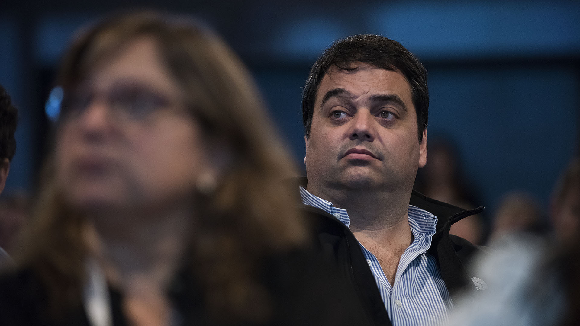 EL Ministro de trabajo, Jorge Triaca