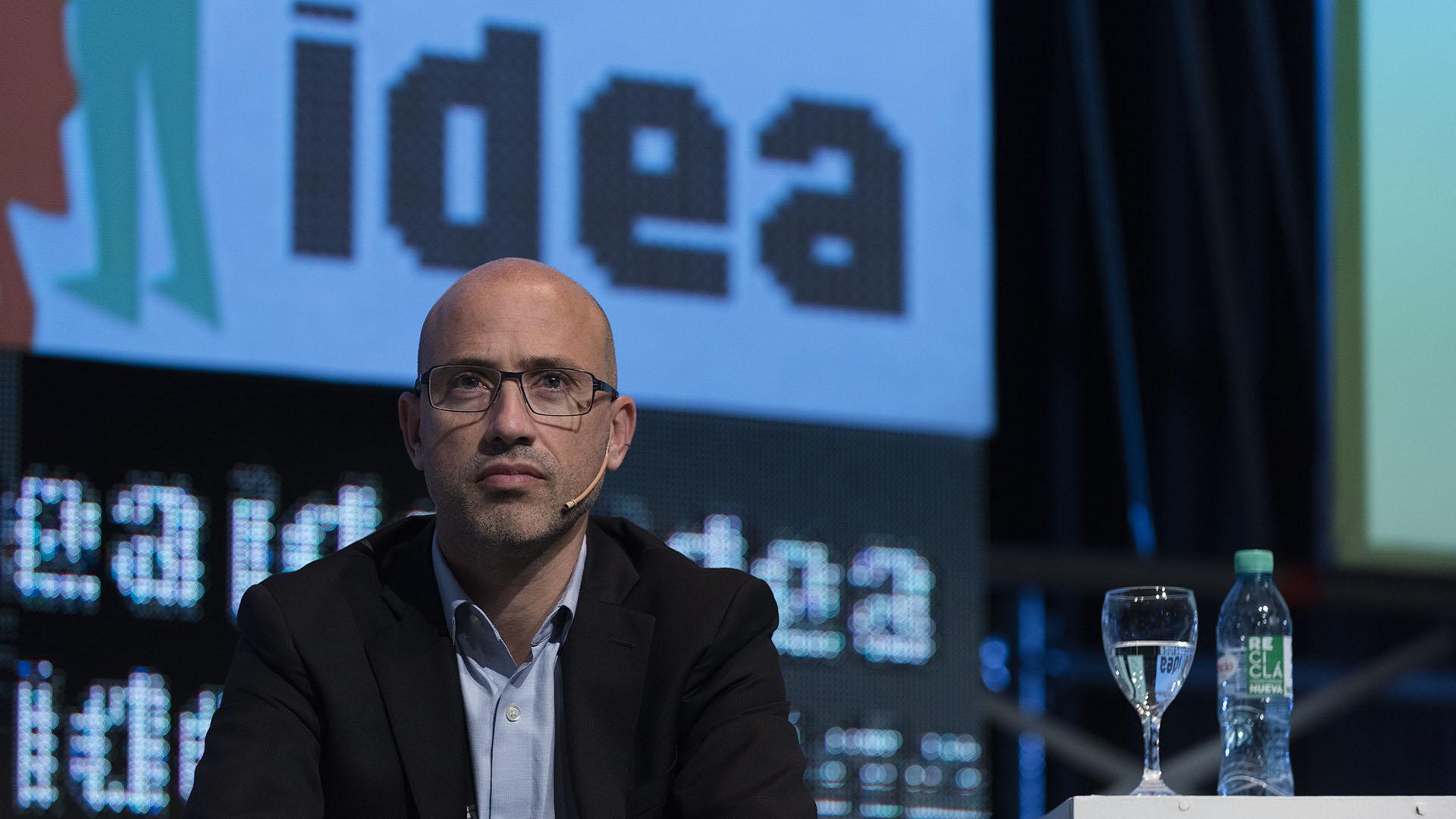 Juan Pablo Lafosse, CEO de almundo.com