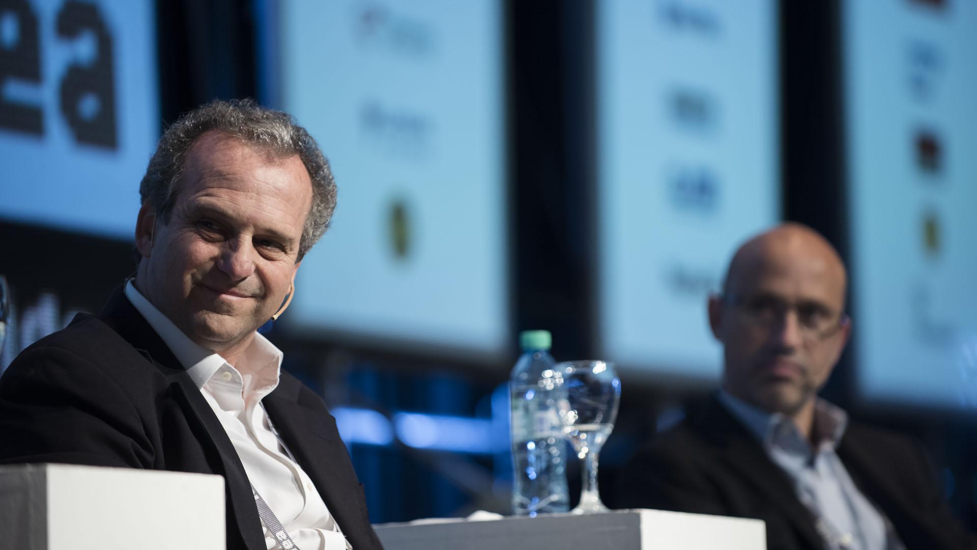 Roberto Alexander, Presidente y Gerente General de IBM Argentina