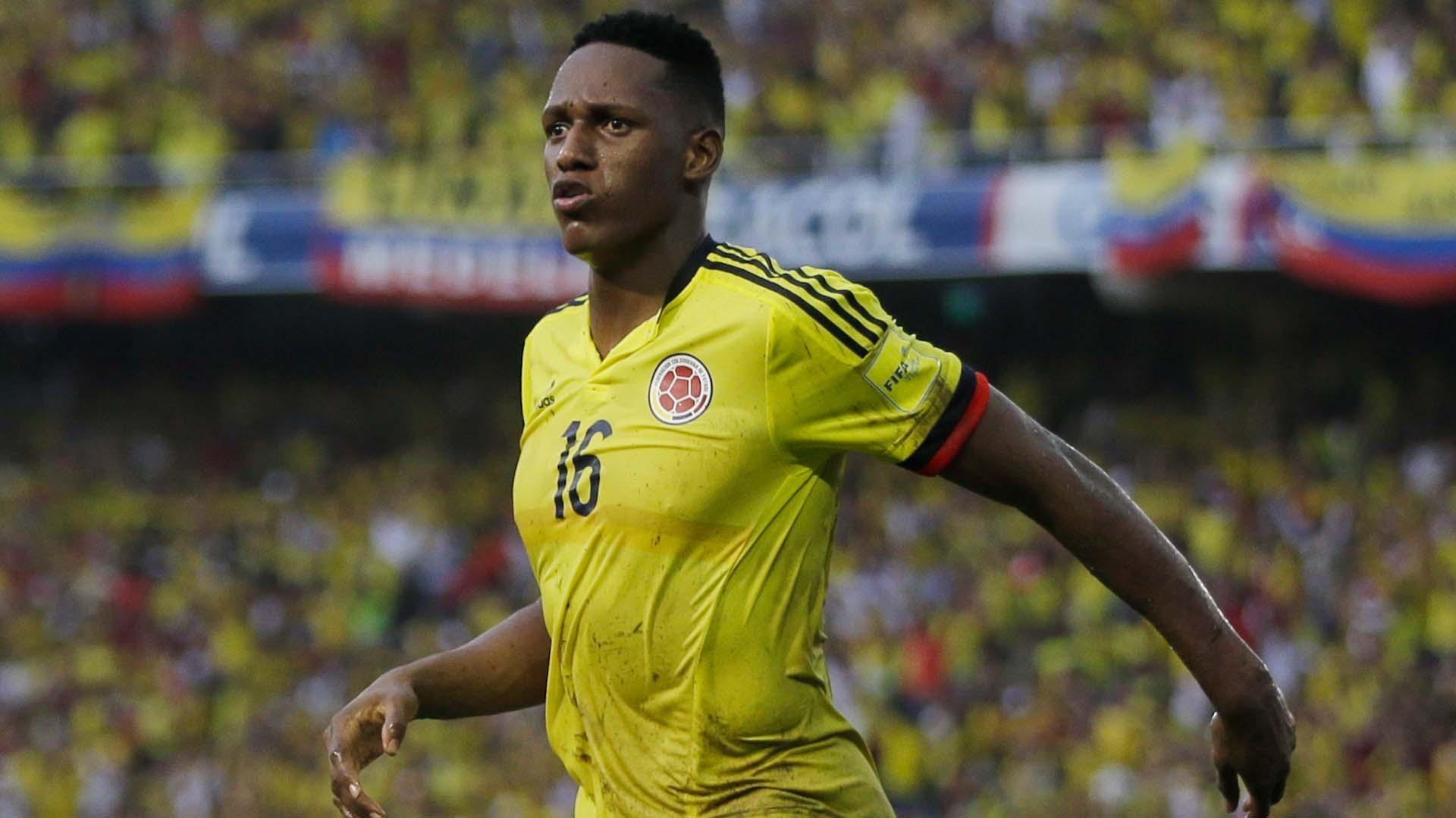 El defensor es una pieza fundamental en la selección de Colombia (AP)