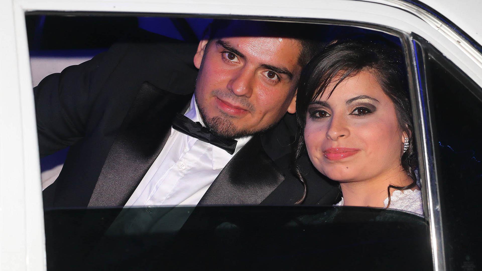 Diego y Daniela lograron tener una gran fiesta gracias a la solidaridad de muchas personas
