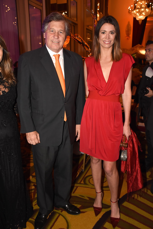 Antonio Bullrich y Verónica Quintana