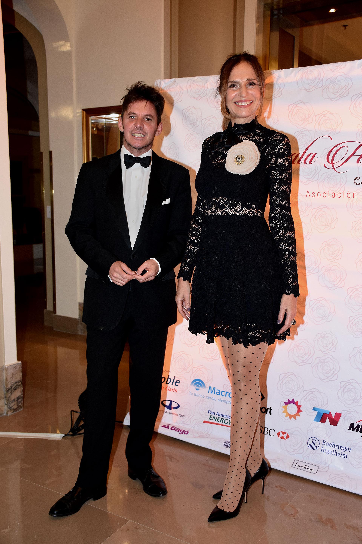 Gerard Confalonieri y Ginette Reynal