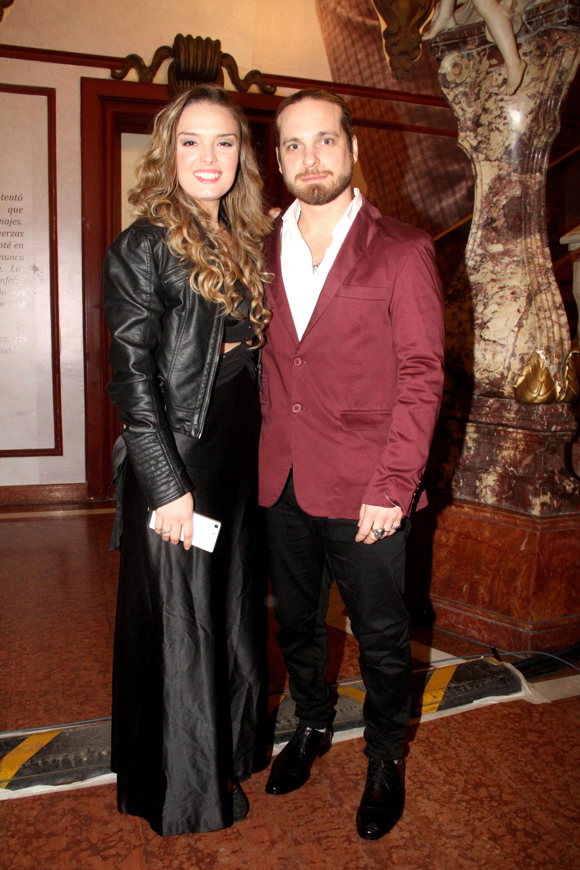 Florencia Otero y Germán Tripel