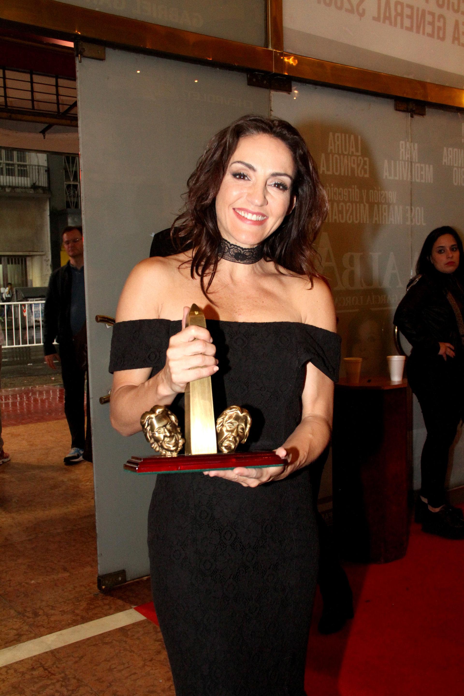 Eleonora Wexler ganó por su actuación en La Maldecida de Fedra