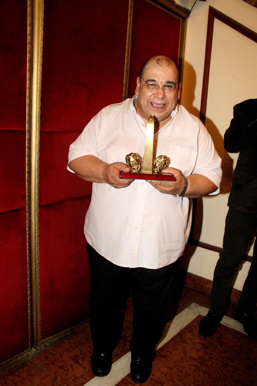 Roly Serrano fue distinguido por su trabajo en Casa Valentina