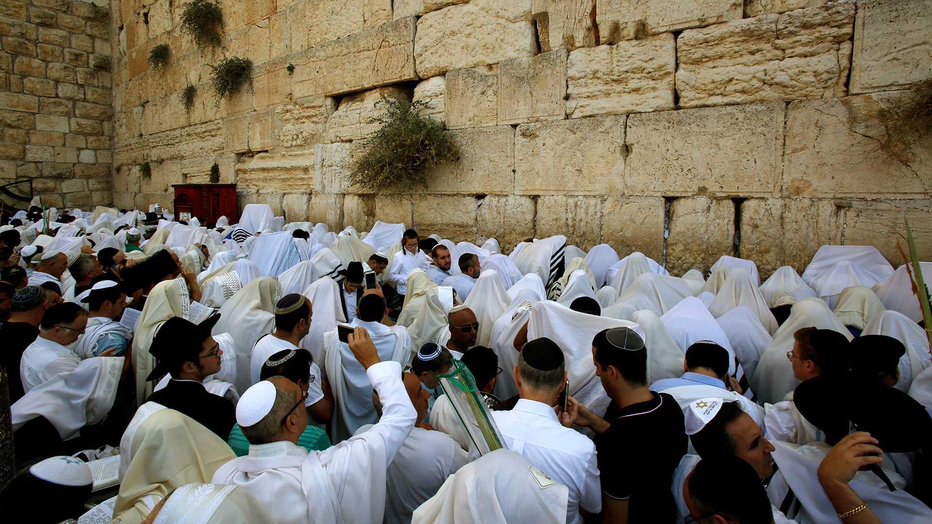 Ocurre días después de la declaración de la Unesco que determinó que no existe vínculo entre el Muro de los Lamentos y el judaísmo