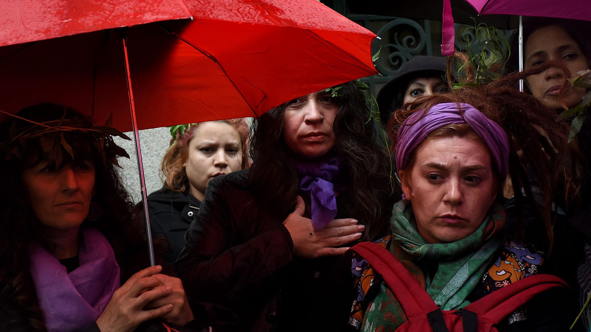 La ONG #NiUnaMenos y otras organizaciones convocaron a una nueva protesta
