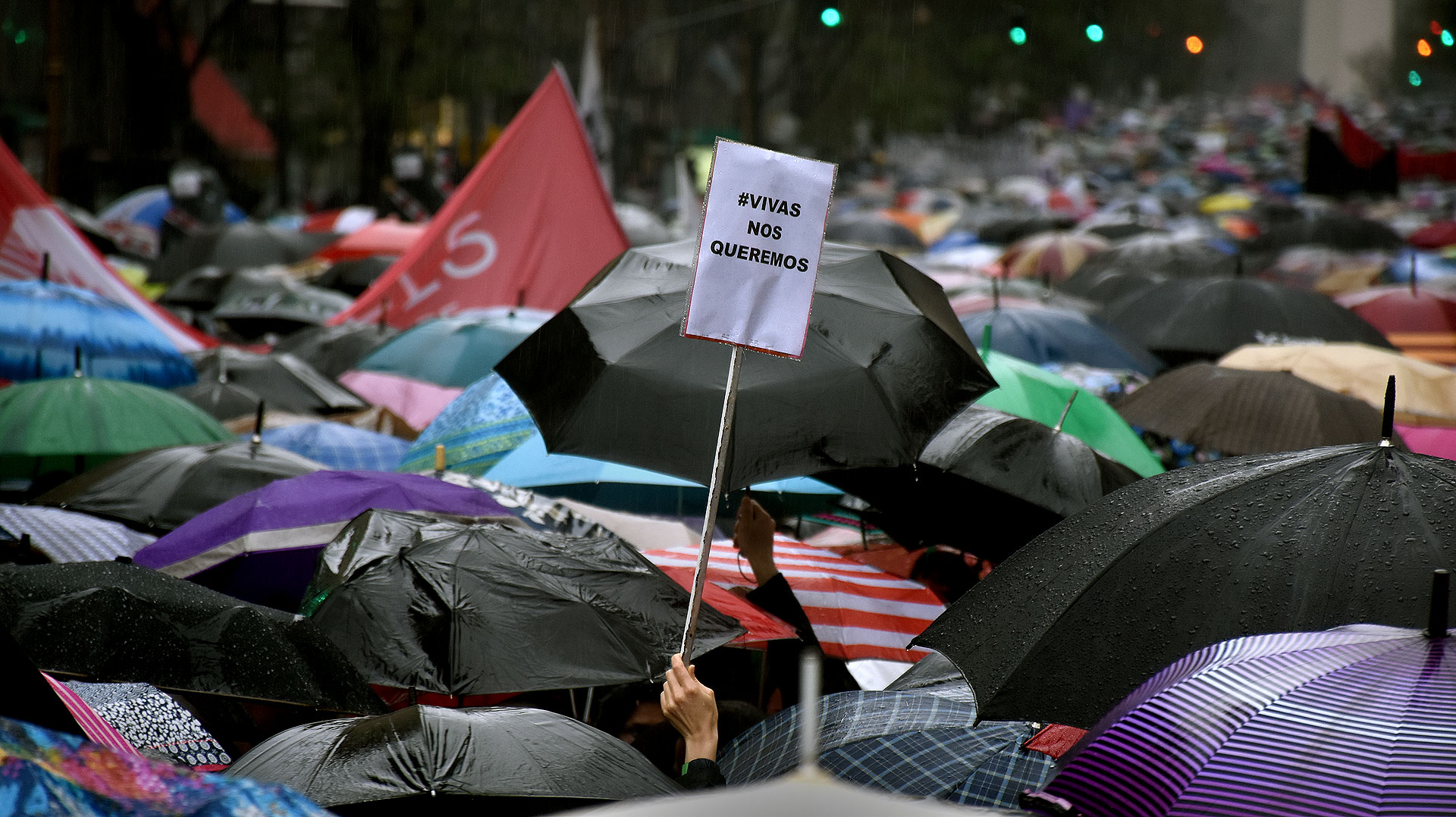 La marcha se expandió por todo el país, destacándose gran convocatoria en Mar del Plata, ciudad donde mataron a Lucía Pérez