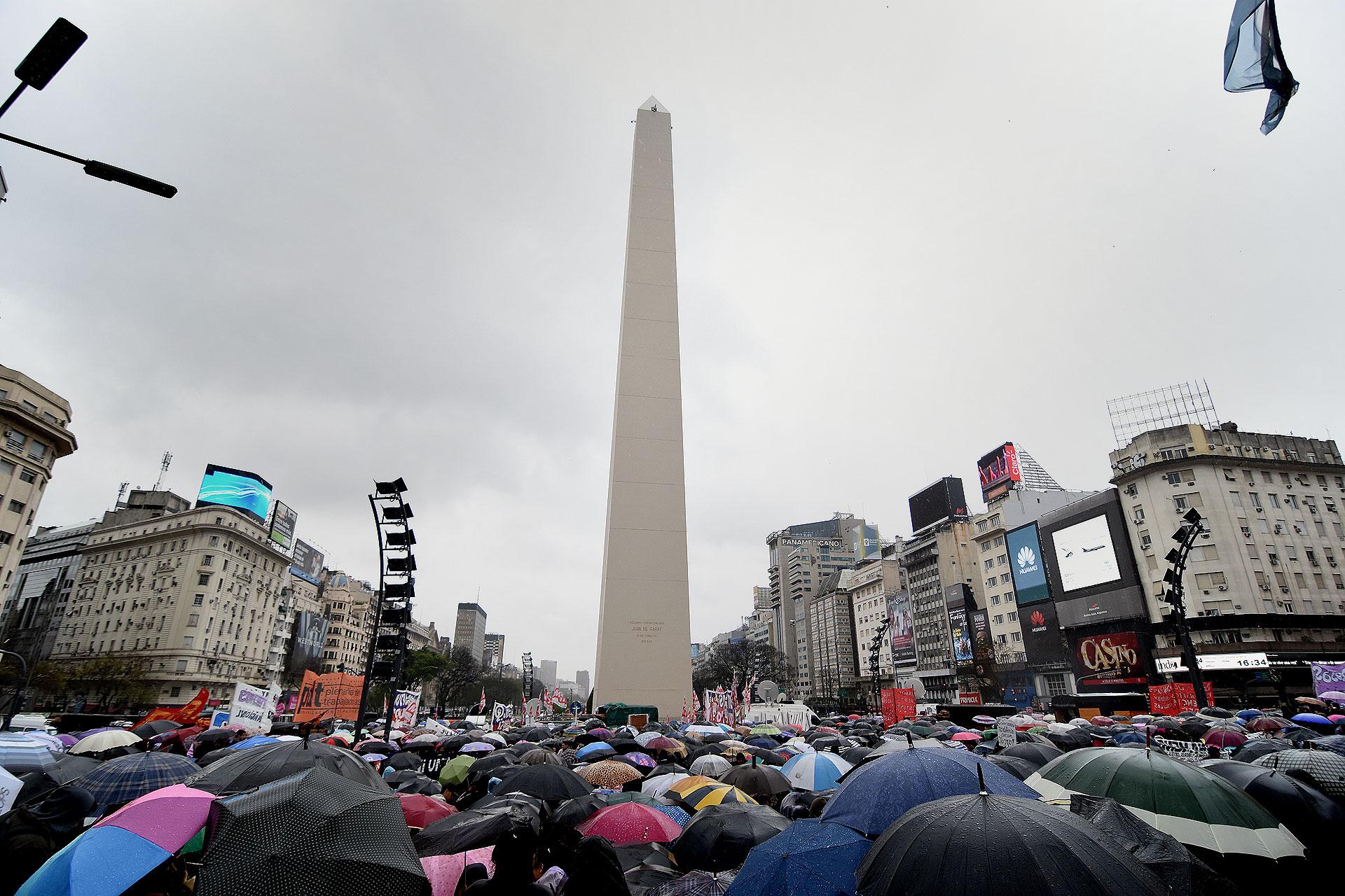 """Marta Montero, mamá de Lucía Pérez, se manifestó: """"Es para pedir justicia y que no haya más Lucías"""""""