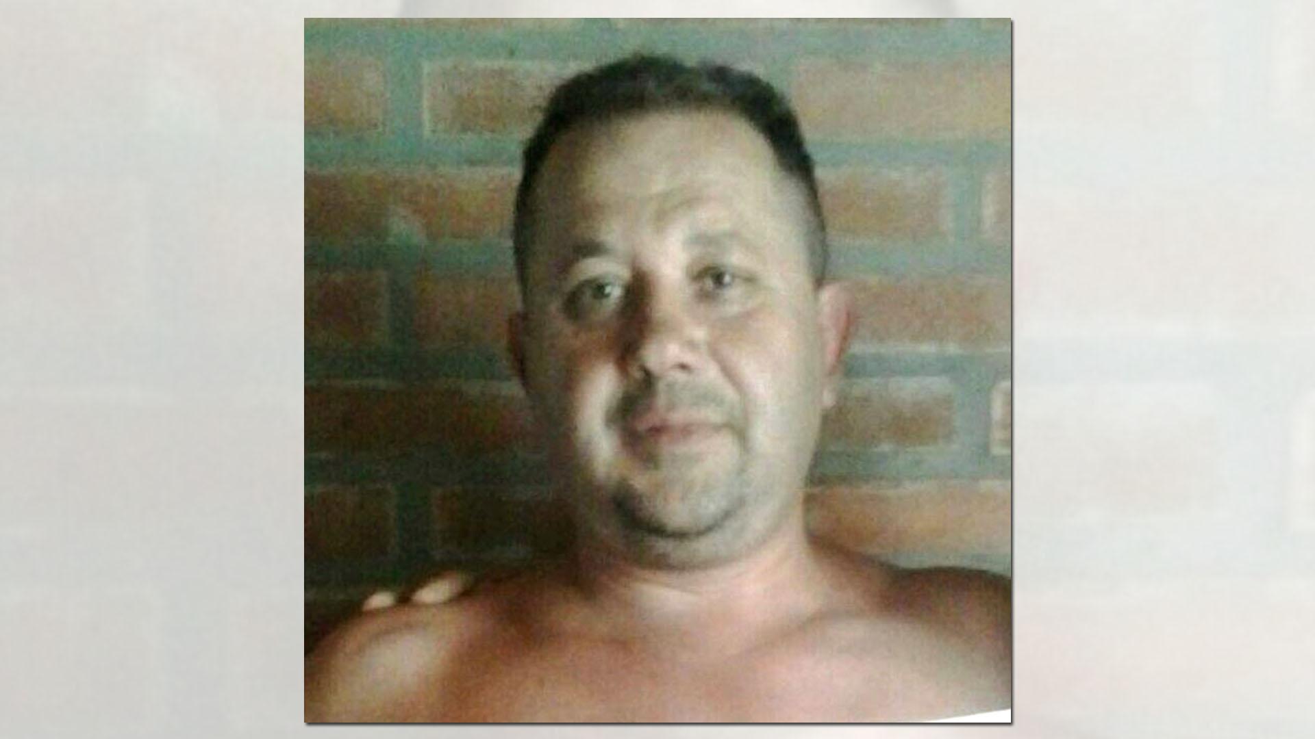Claudio Olveira, el sargento muerto