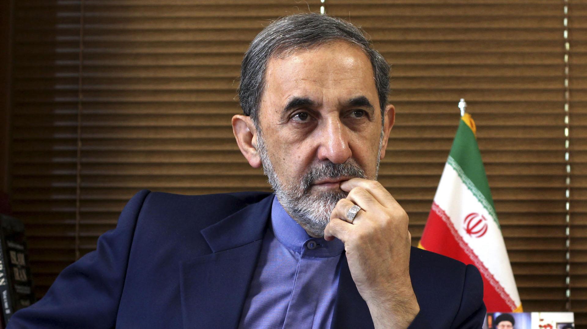 Ali Akbar Velayati es consejero en política internacional del jefe del estado iraní, el ayatolá Ali Jamenei