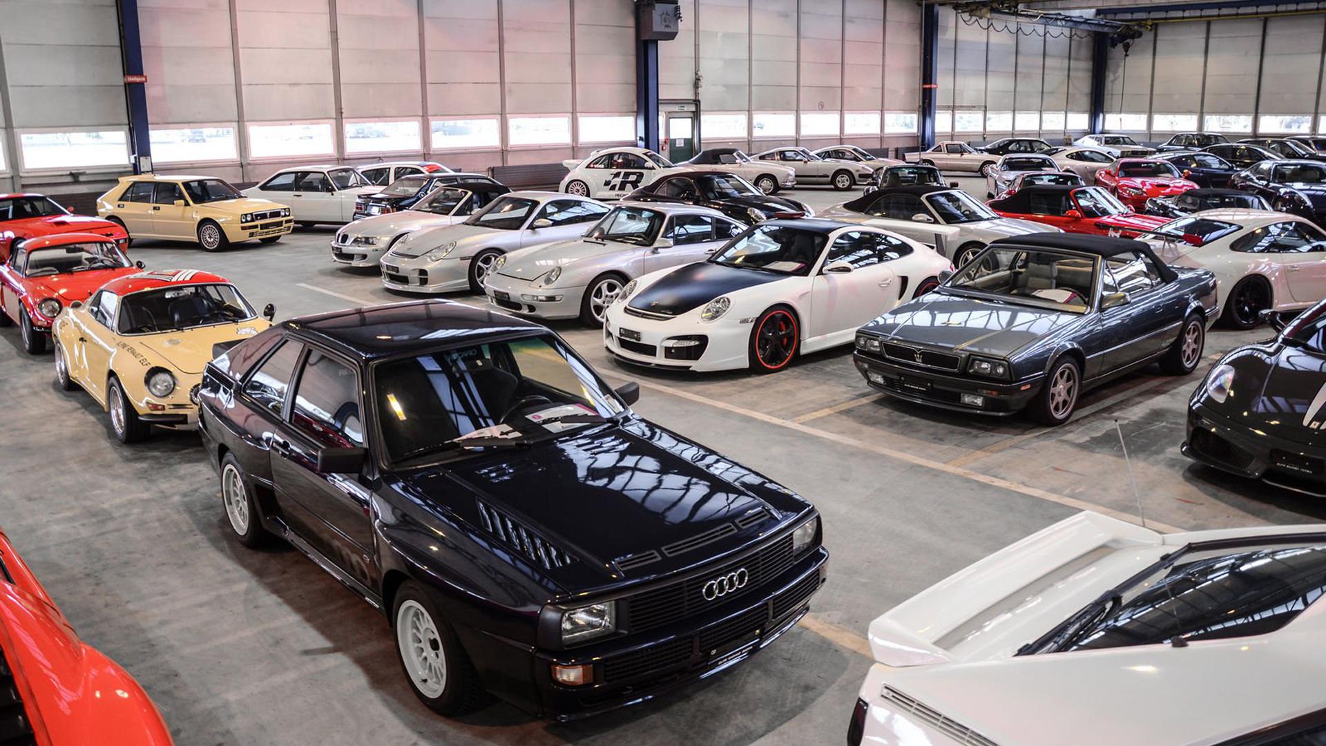 Su flota de autos exclusiva se eleva a 5.000 modelos, muchos de ellos únicos en el mundo