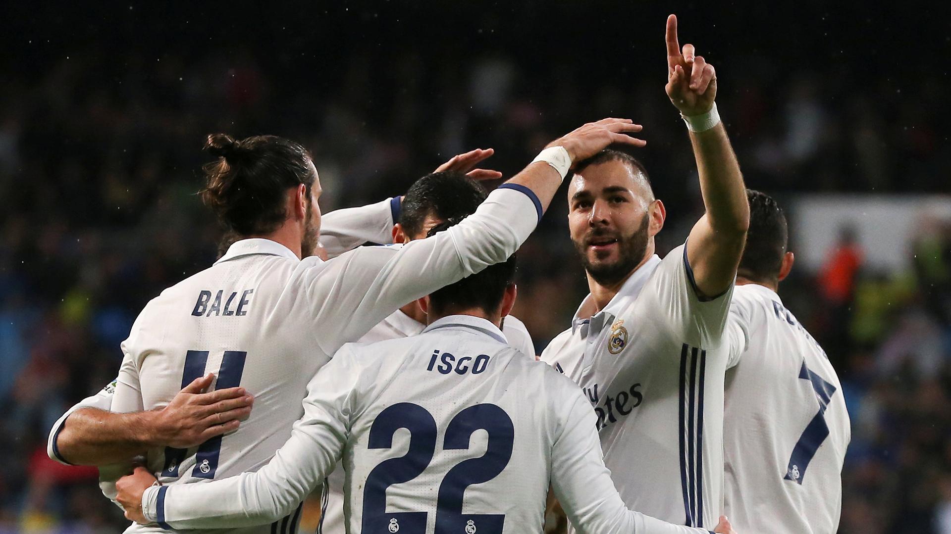 Karim Benzema será titular esta tarde en el partido que Real Madrid jugará ante Athletic de Bilbao (Reuters)