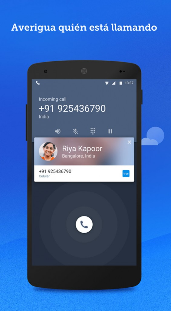 Apps - True Caller SF