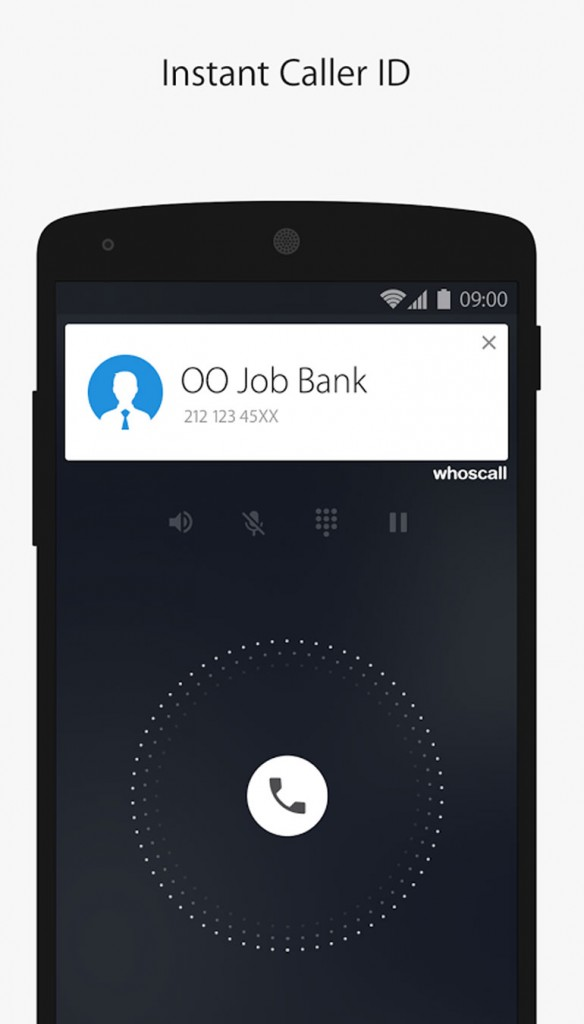 Apps - Whoscall SF
