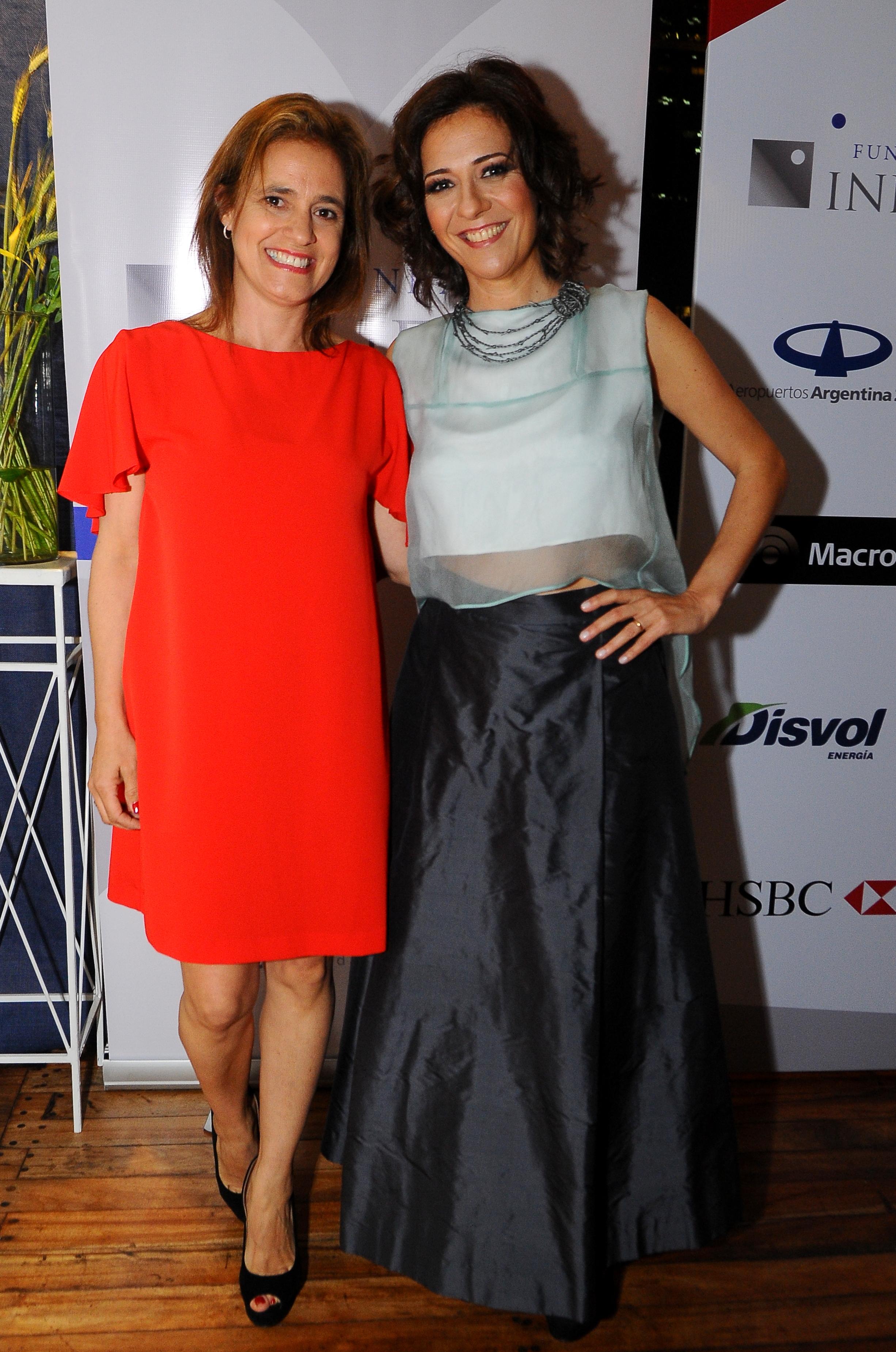 Silvina Pueyrredon y Josefina Manes