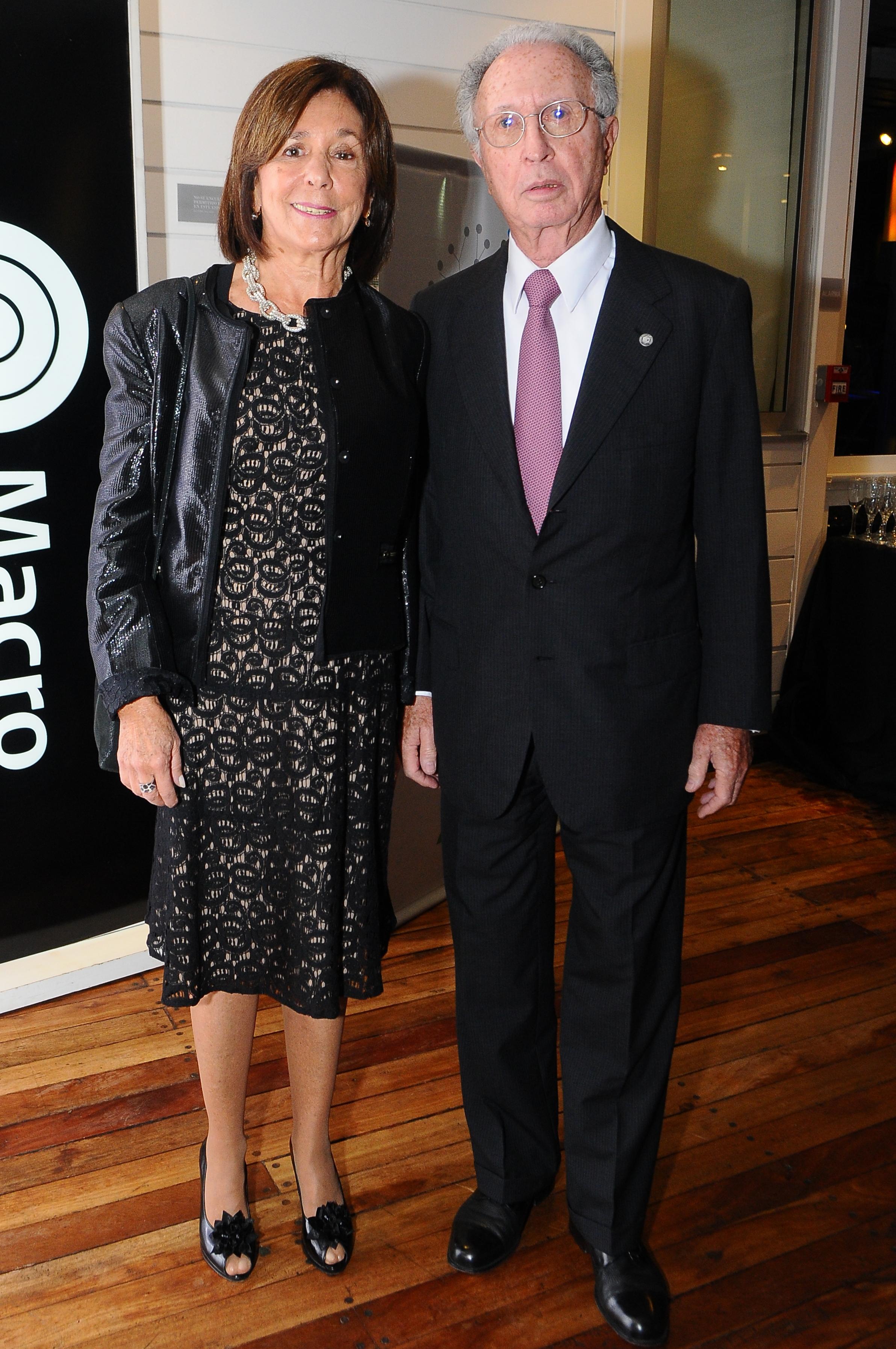 El presidente de la Cámara Argentina de Comercio y Servicios, Jorge Luis Di Fiori