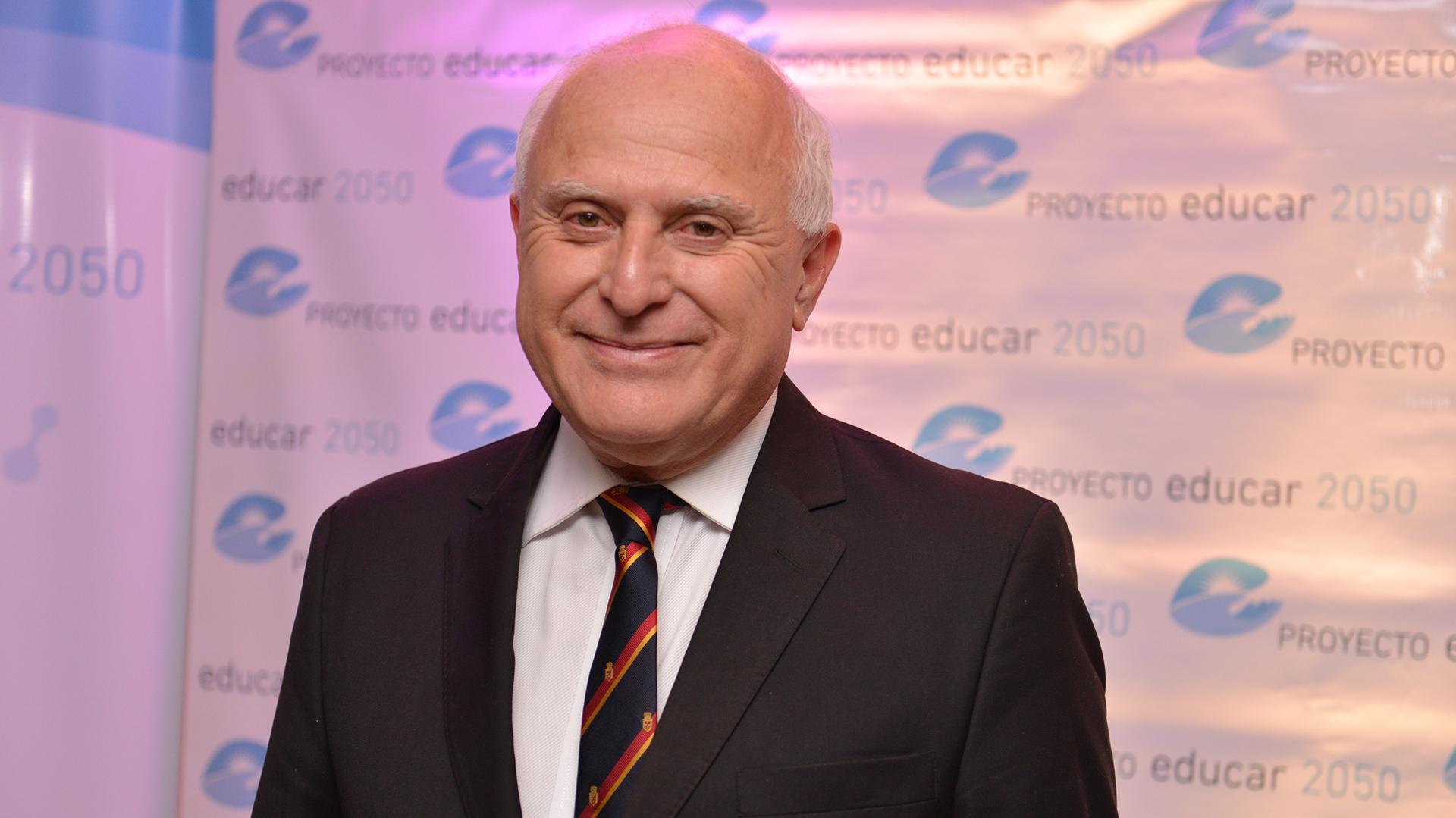 El gobernador de Santa Fe, Miguel Lifschitz