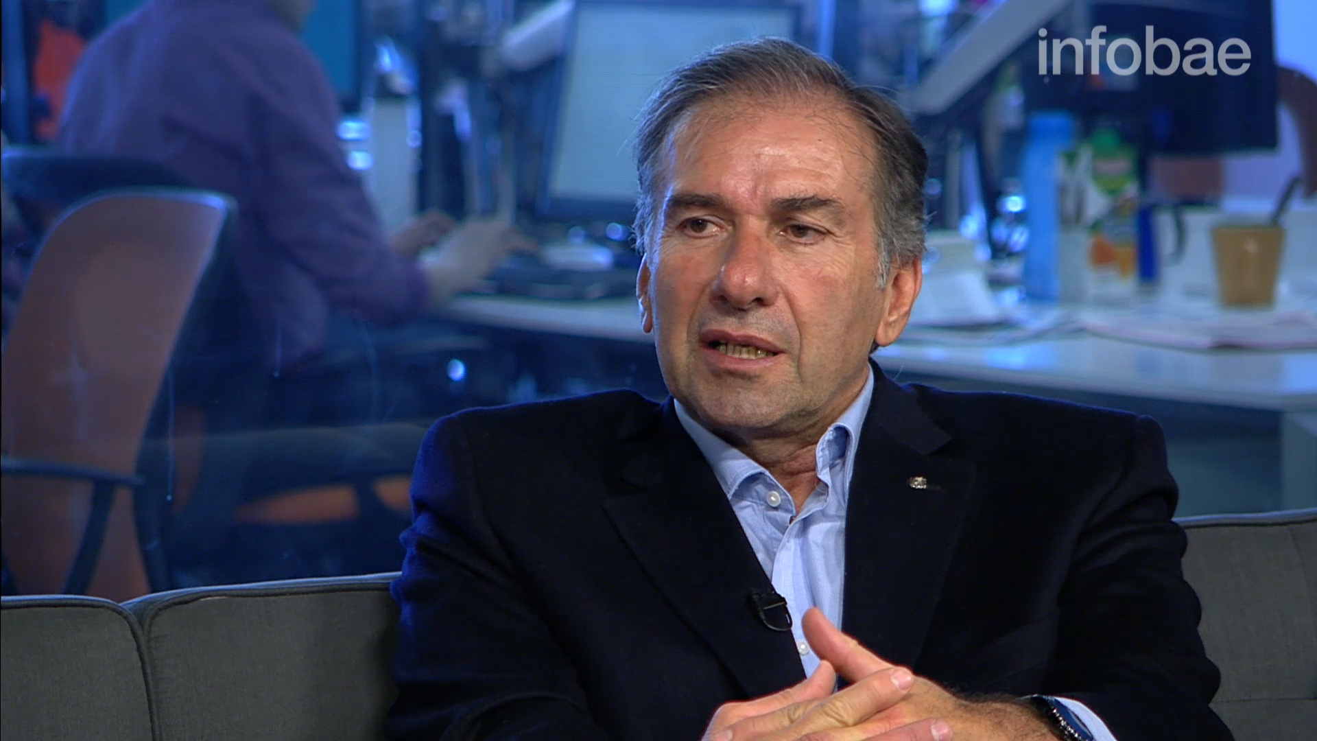 Humberto Schiavoni, presidente del PRO, desdramatizó la derrota del candidato de su partido en La Pampa.