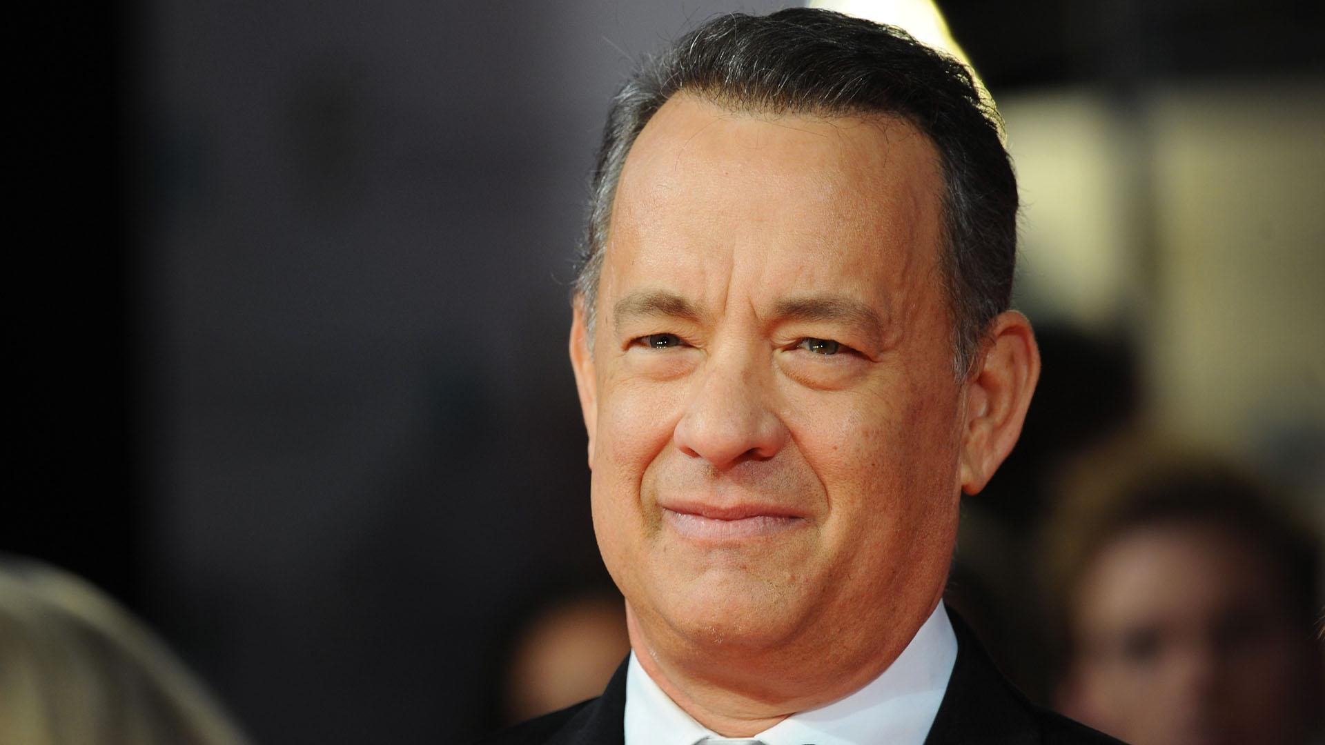 """Hanks, que fue uno de los protagonistas de la reciente película de Steven Spielberg """"The Post"""""""