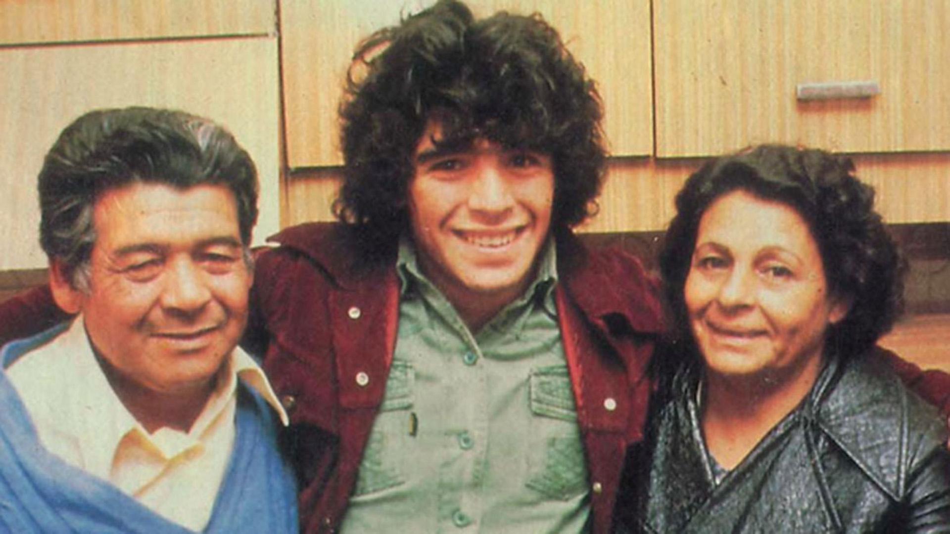 El árbol genealógico de los Maradona, ¿quién es quién en el clan y para qué  lado juegan? - Infobae