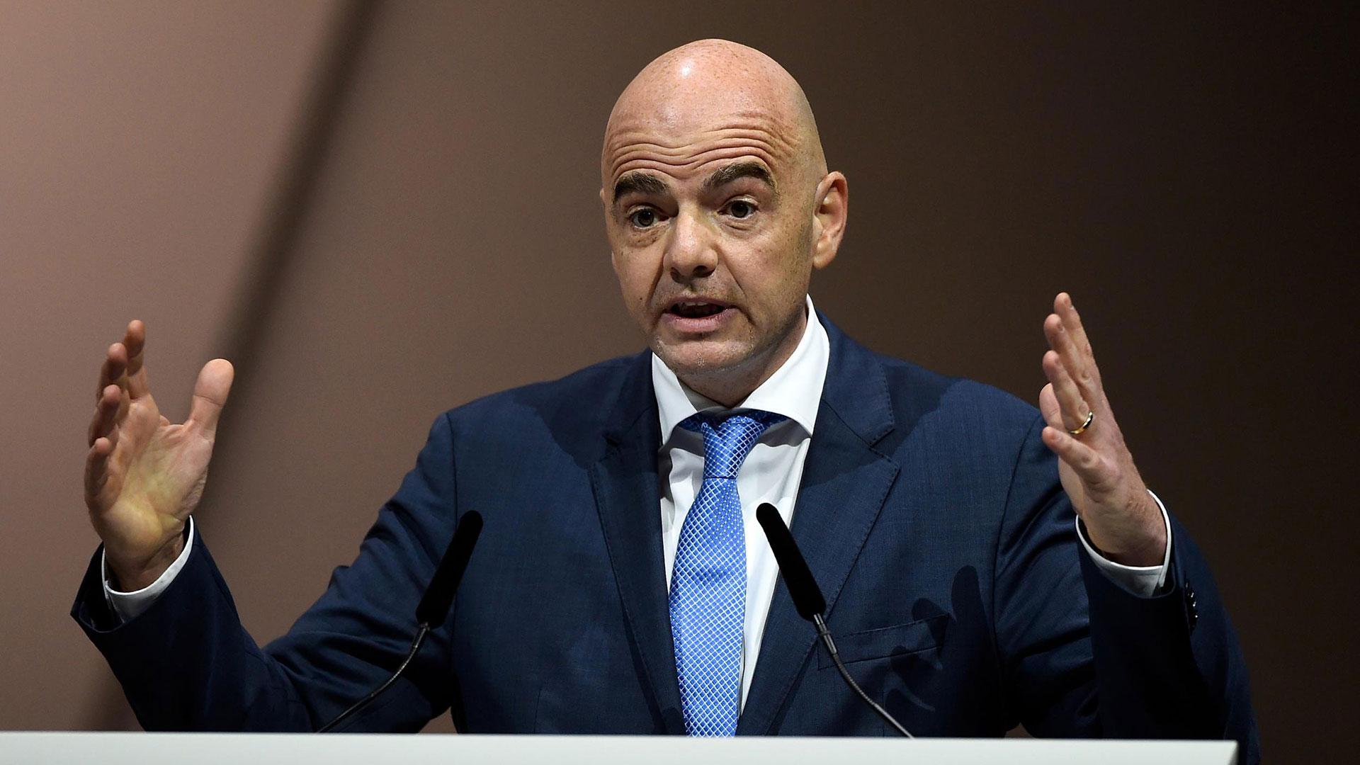 Infantino ve posible la participación del VAR en el Mundial de Rusia 2018