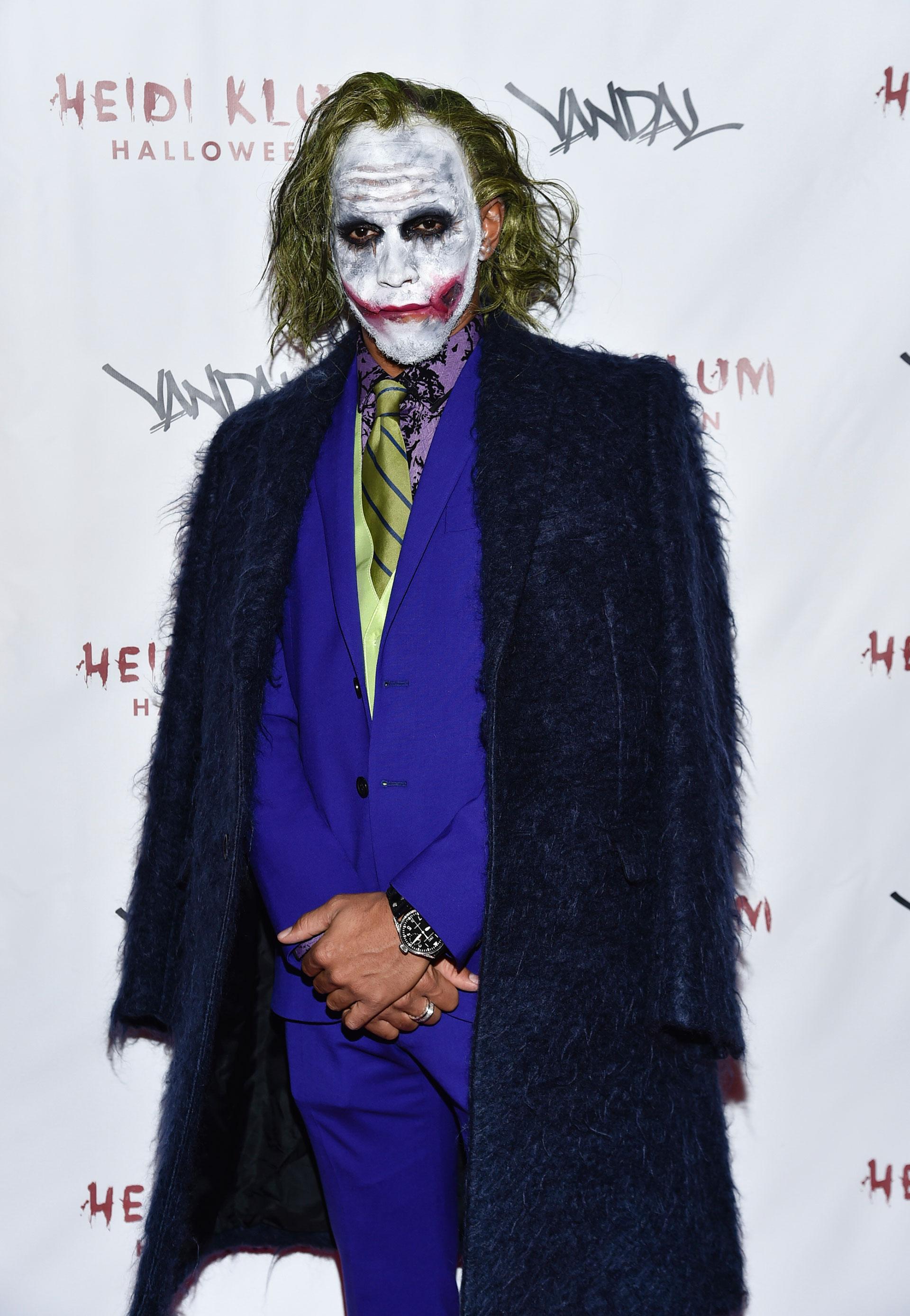 La fiesta de Heidi Klum para Halloween: de qué se disfrazaron las ...