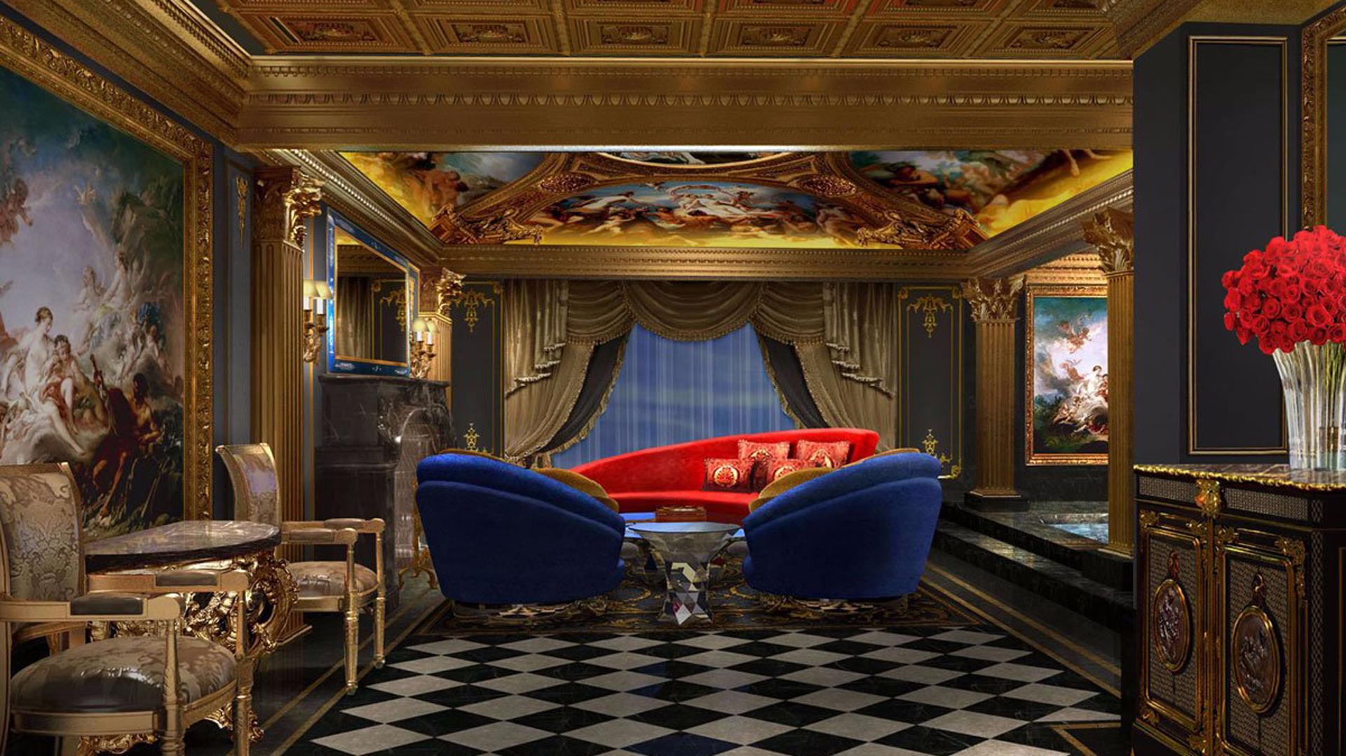 Así es por dentro el hotel más caro del mundo que abrirá en Macao