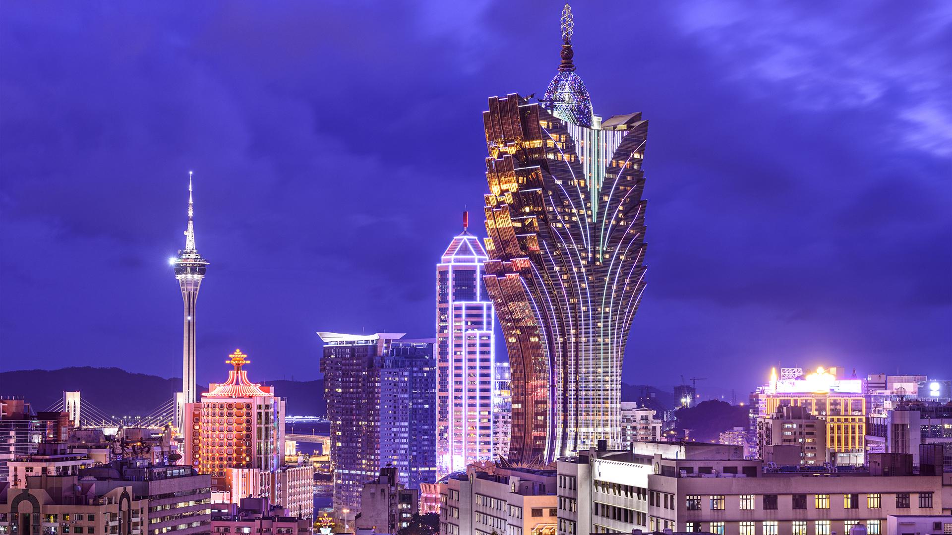 Macao es el único lugar en China donde es legal el juego (iStock)