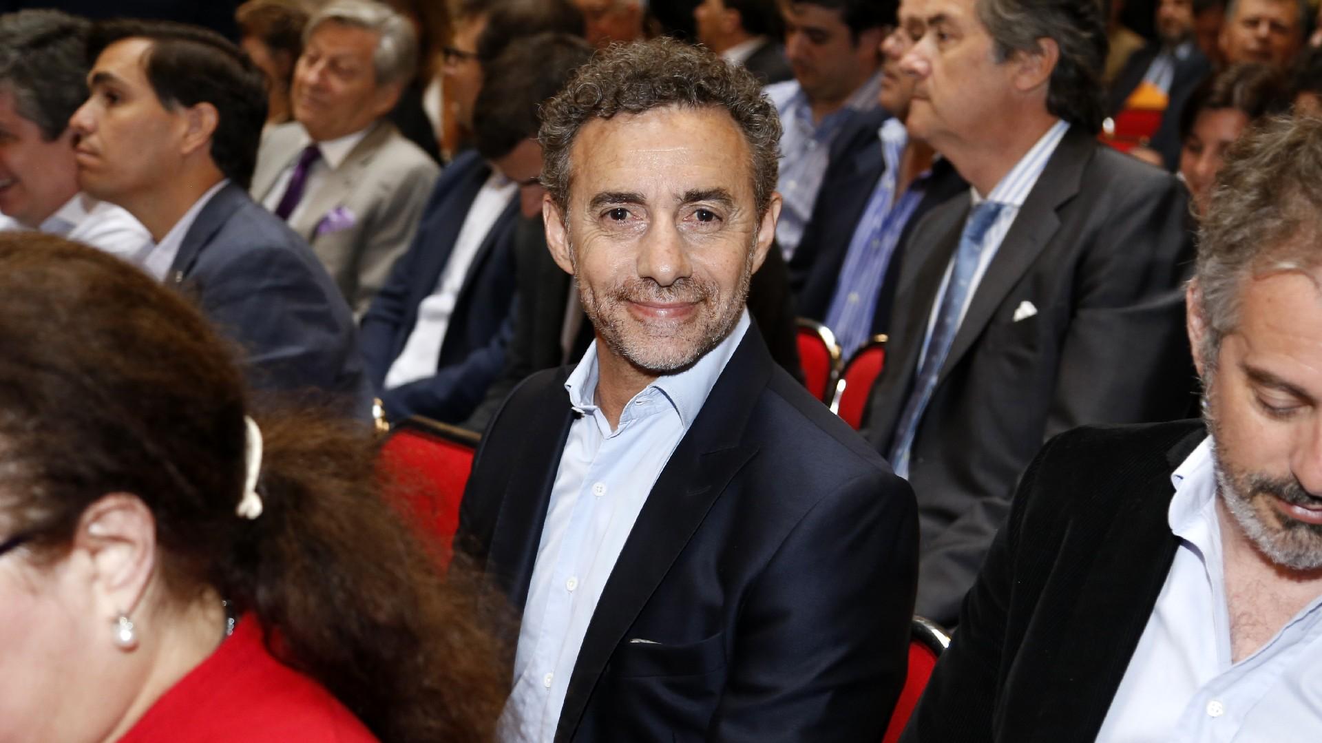 El periodista Luis Majul