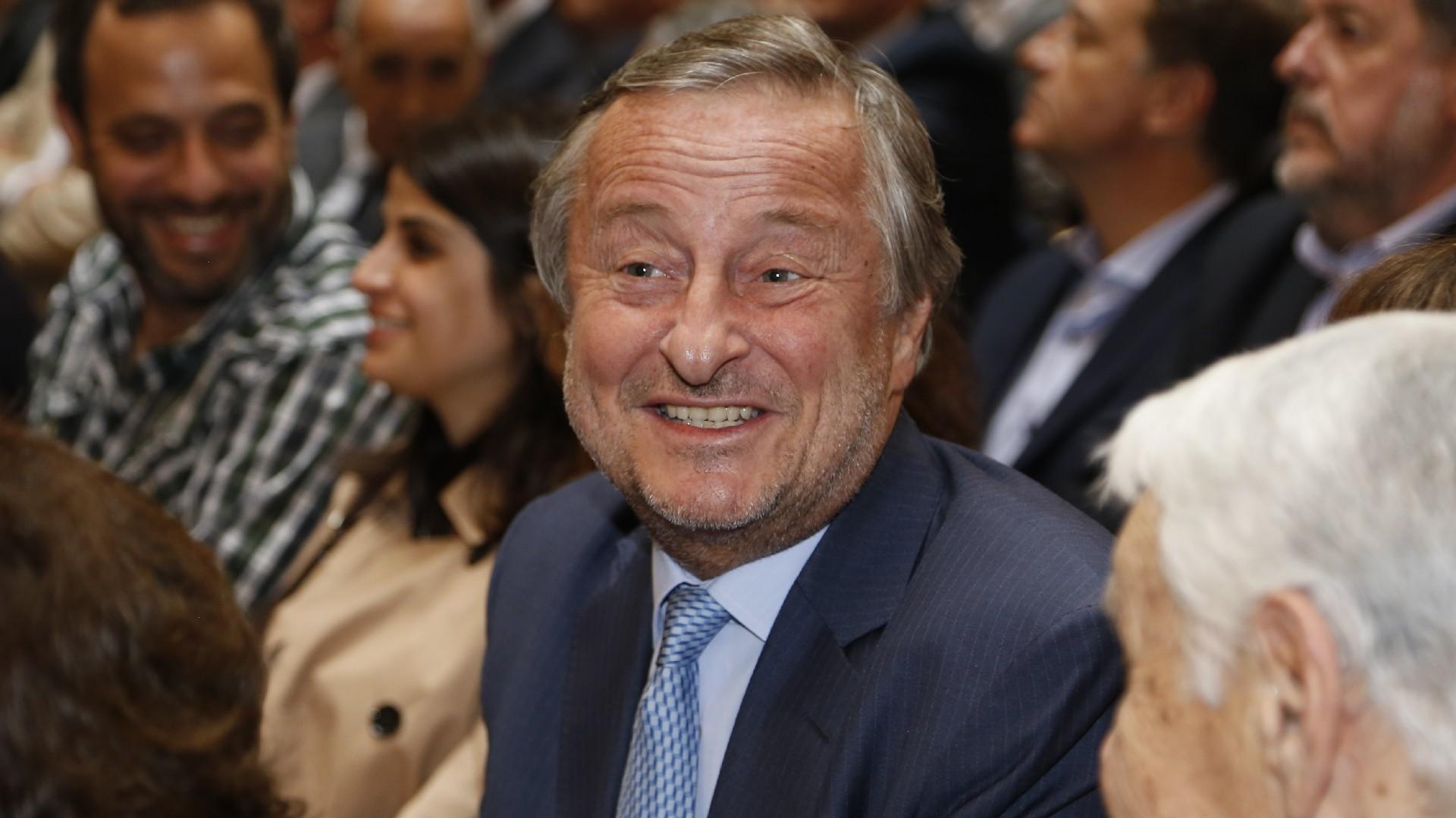Cristiano Rattazzi, presidente de Fiat Chrysler Automobile Argentina