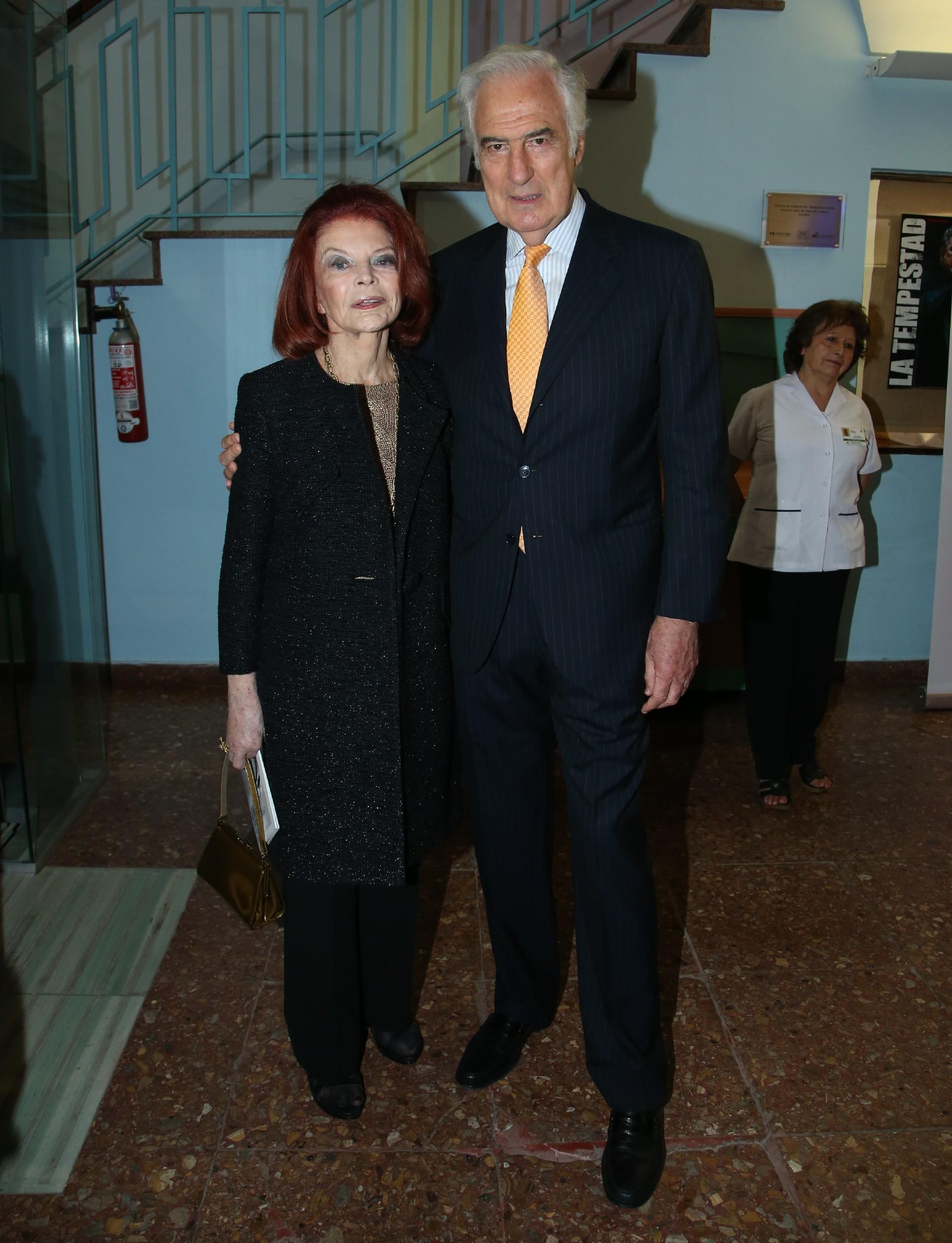 Lili Sielecki y Jorge Domínguez