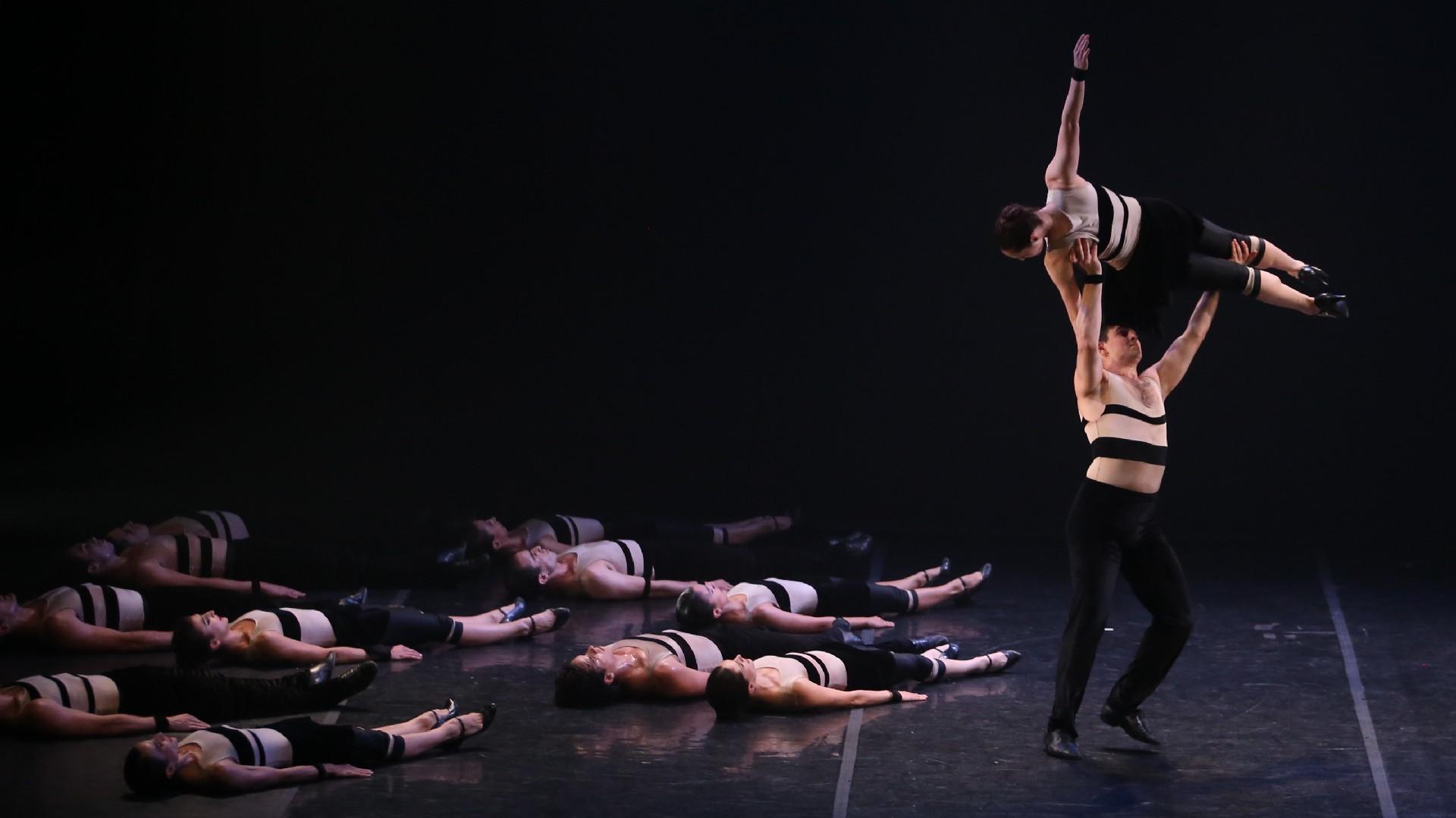 En 1977, el Teatro San Martín creó el Taller de Danzas junto con el Ballet Contemporáneo, con el propósito inicial de nutrir de bailarines a la Compañía estable del Teatro San Martín
