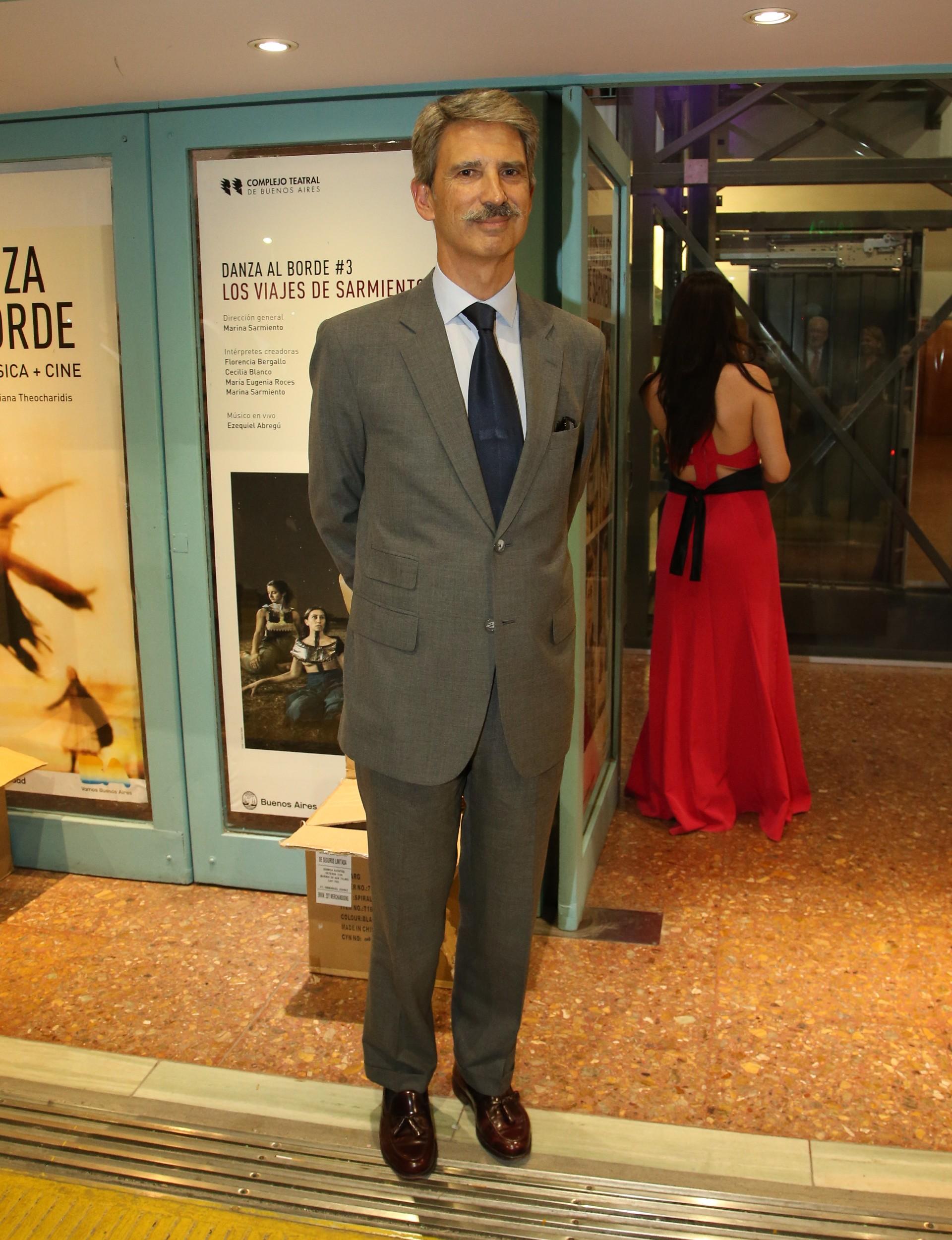 El jefe de la Delegación de la Unión Europea en la Argentina, embajador José Ignacio Salafranca