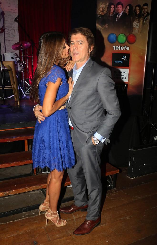 Catherine Fulop y Gabriel Corrado – Crédito fotos: Verónica Guerman – Teleshow