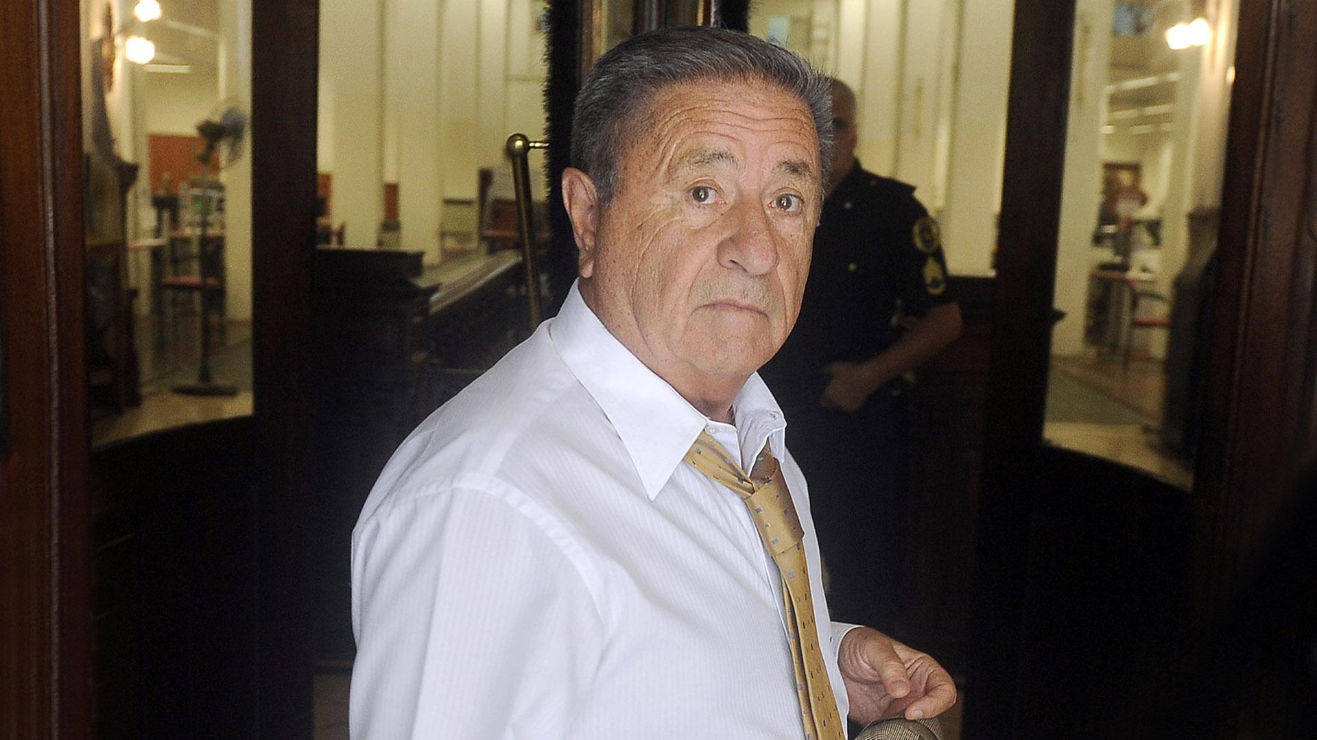 Eduardo Duhalde demandó a D'Elía por vincularlo con el narcotráfico (foto Télam)