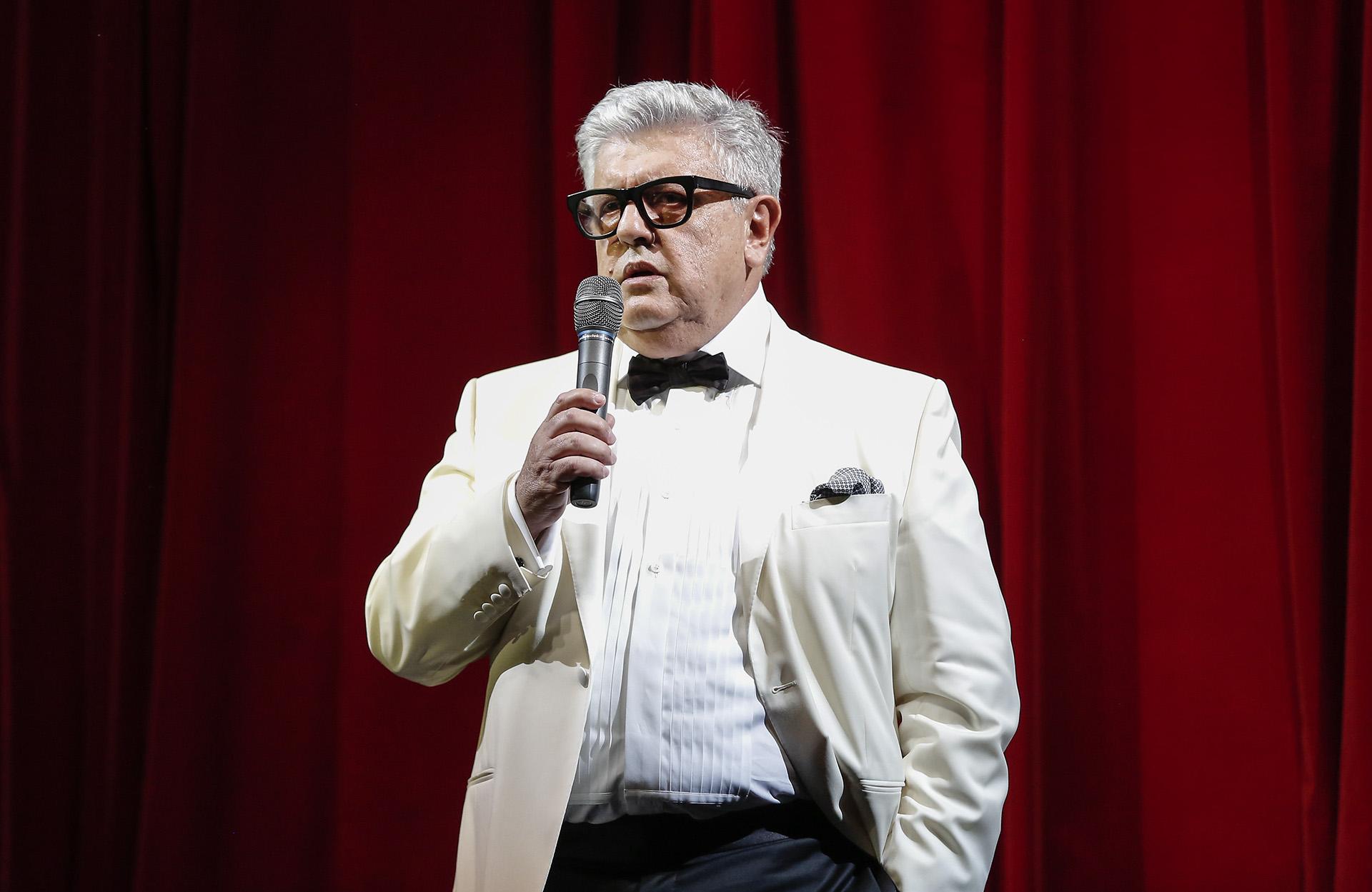 """Carlos Gorosito festejó sus 60 años con una gran celebración, """"Gracias a la vida"""""""