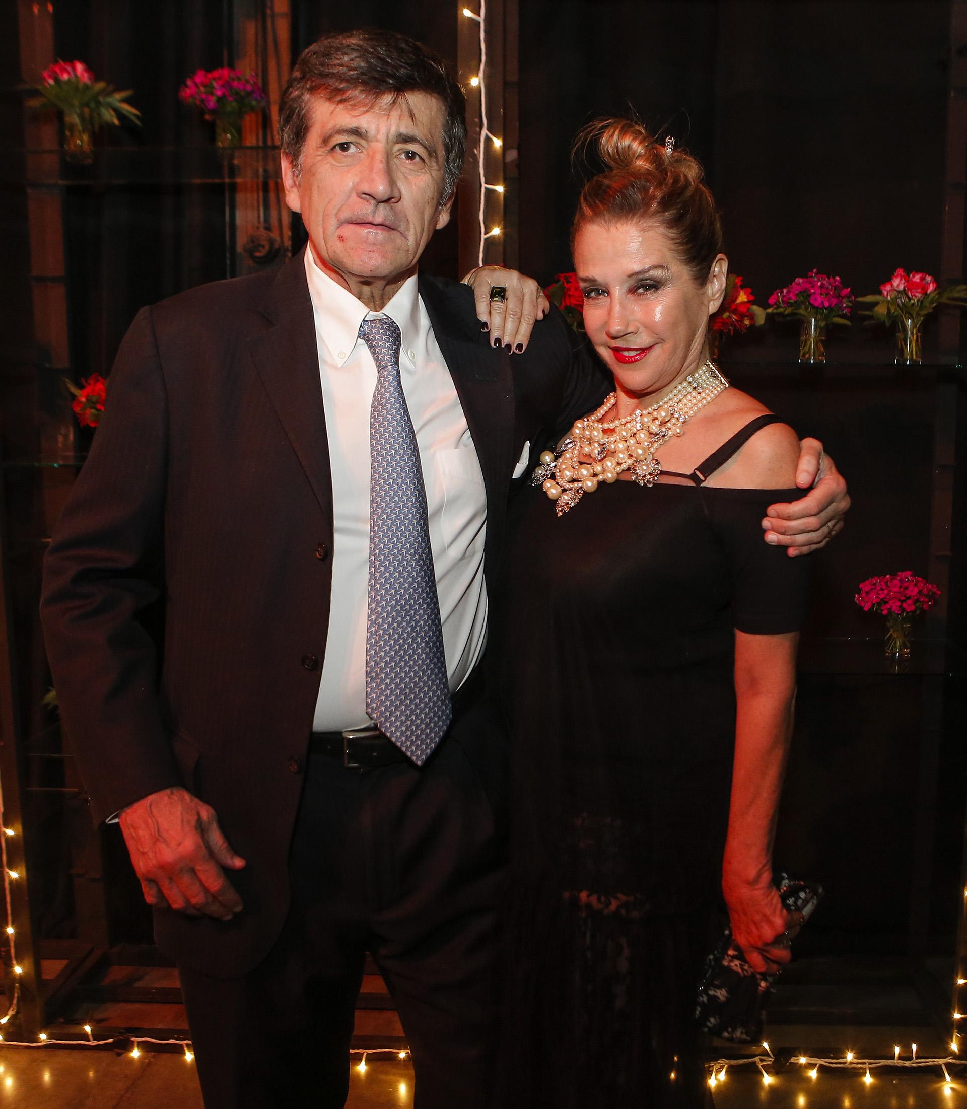 Marcela Tinayre y Marcos Gastaldi