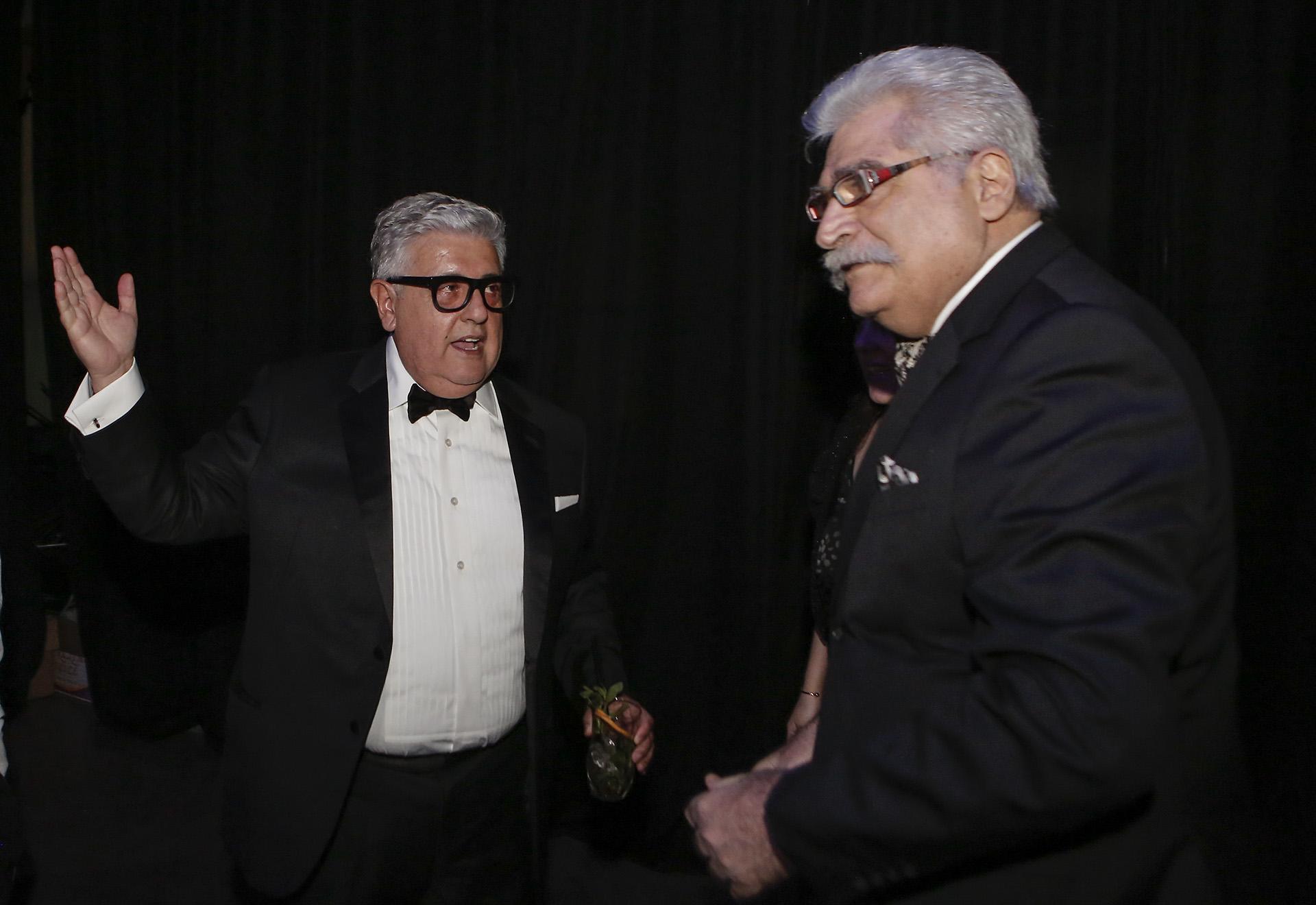Carlos Gorosito y Jorge Asís