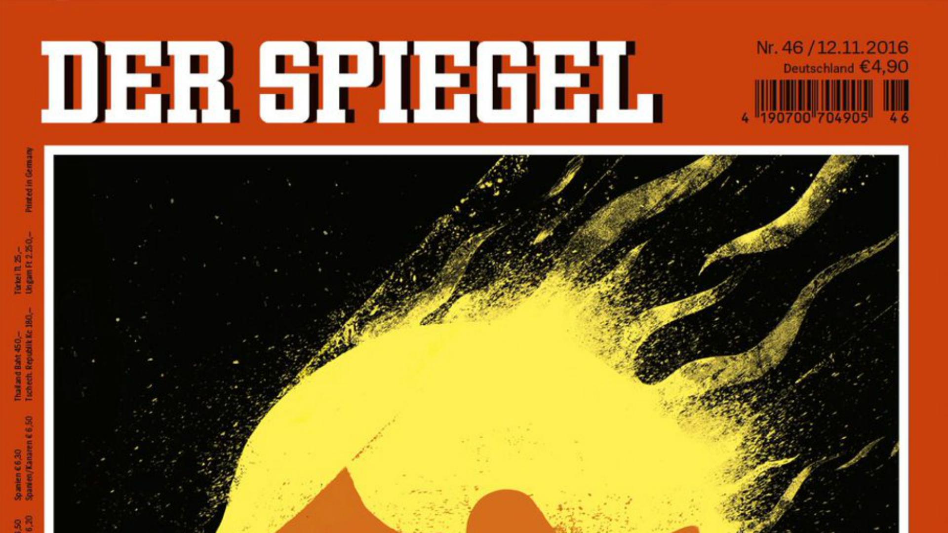 Der Spiegel es una prestigiosa revista de investigación fundada en 1947
